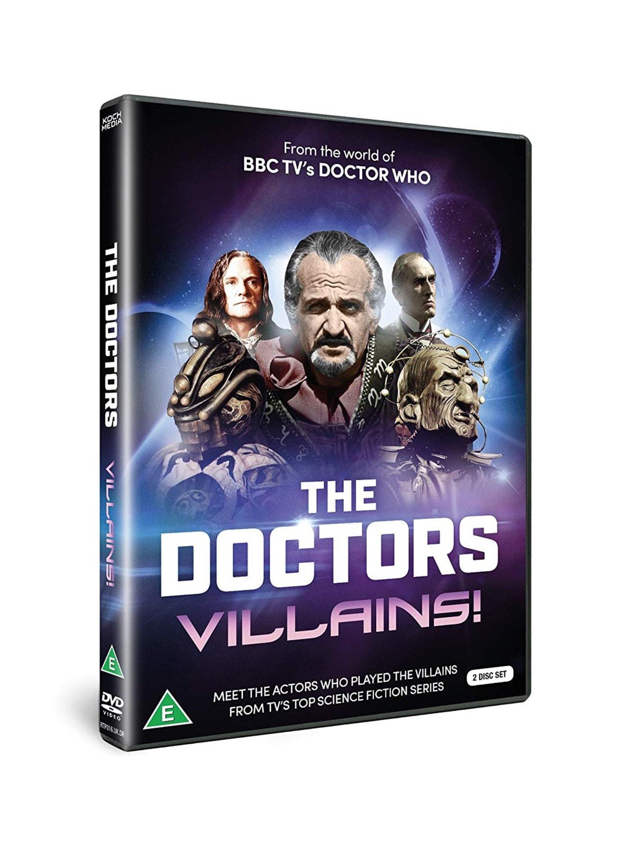 The Doctors - Villains! - 2
