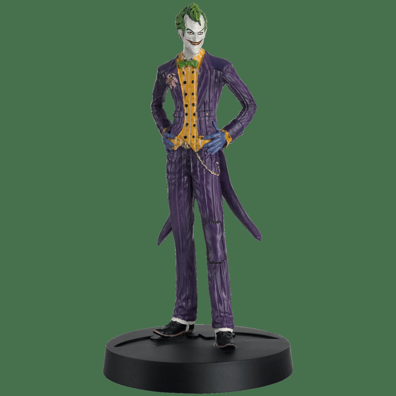 Batman: Arkham Asylum 3 Figurine Set: Batman, Joker, Harley: Hero Collector - 3