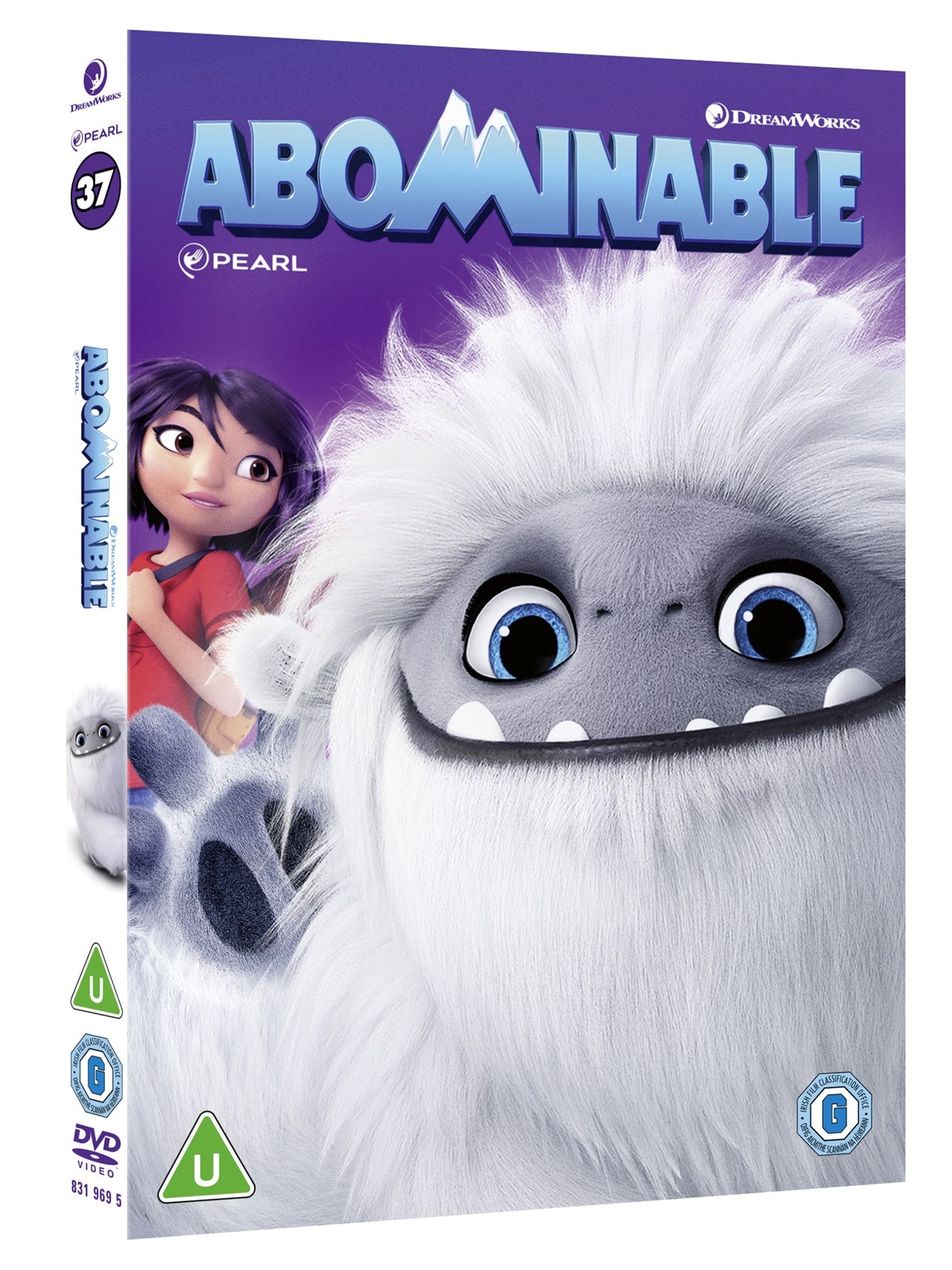 Abominable Dvd Free Shipping Over 163 20 Hmv Store