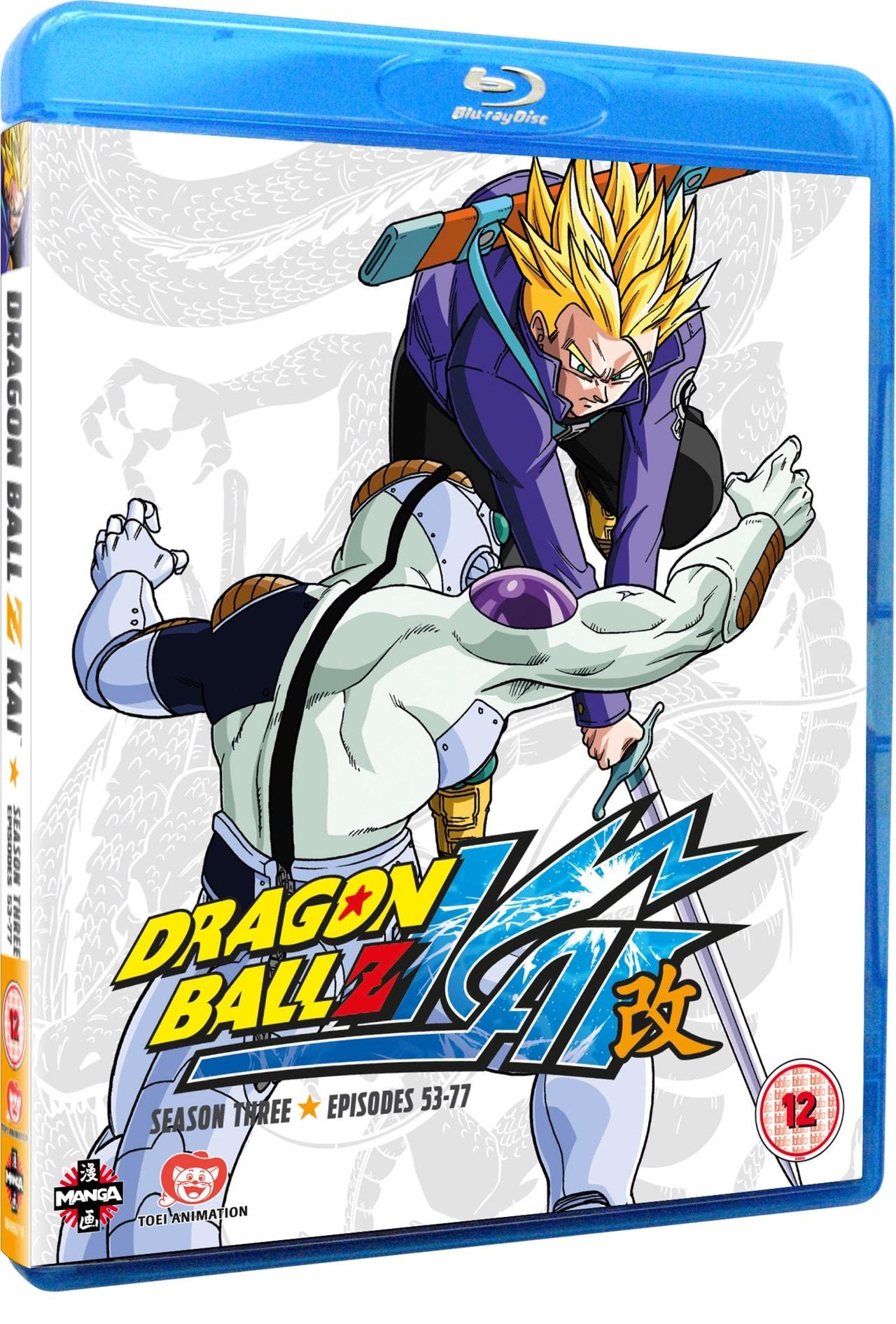 Dragon Ball Z KAI: Season 3 - 1