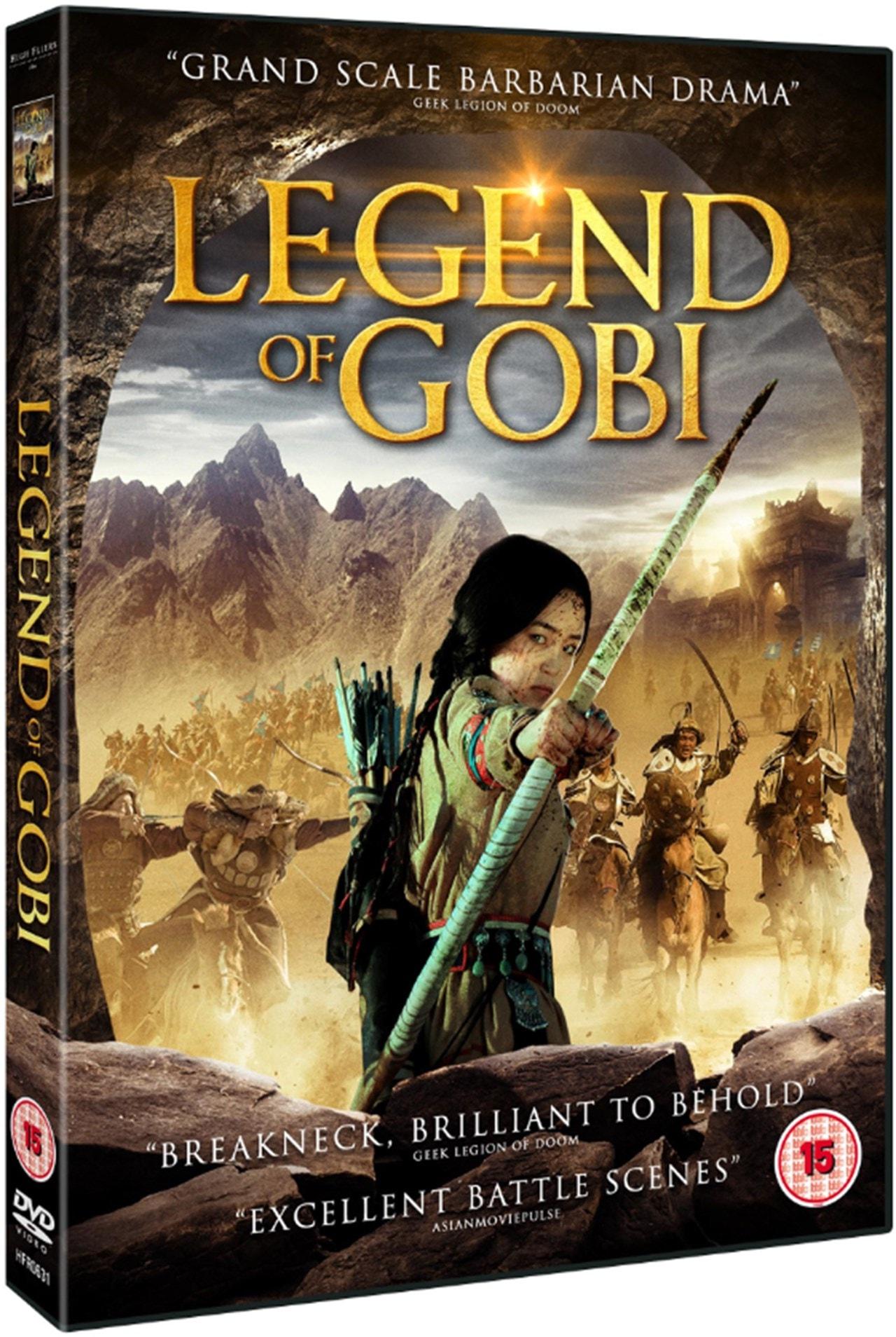 The Legend of Gobi - 2