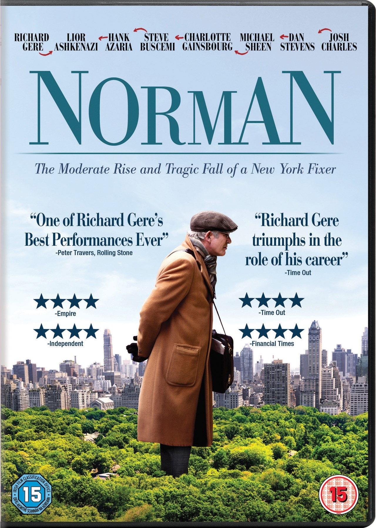 Norman: The Moderate Rise and Tragic Fall of a New York Fixer - 1