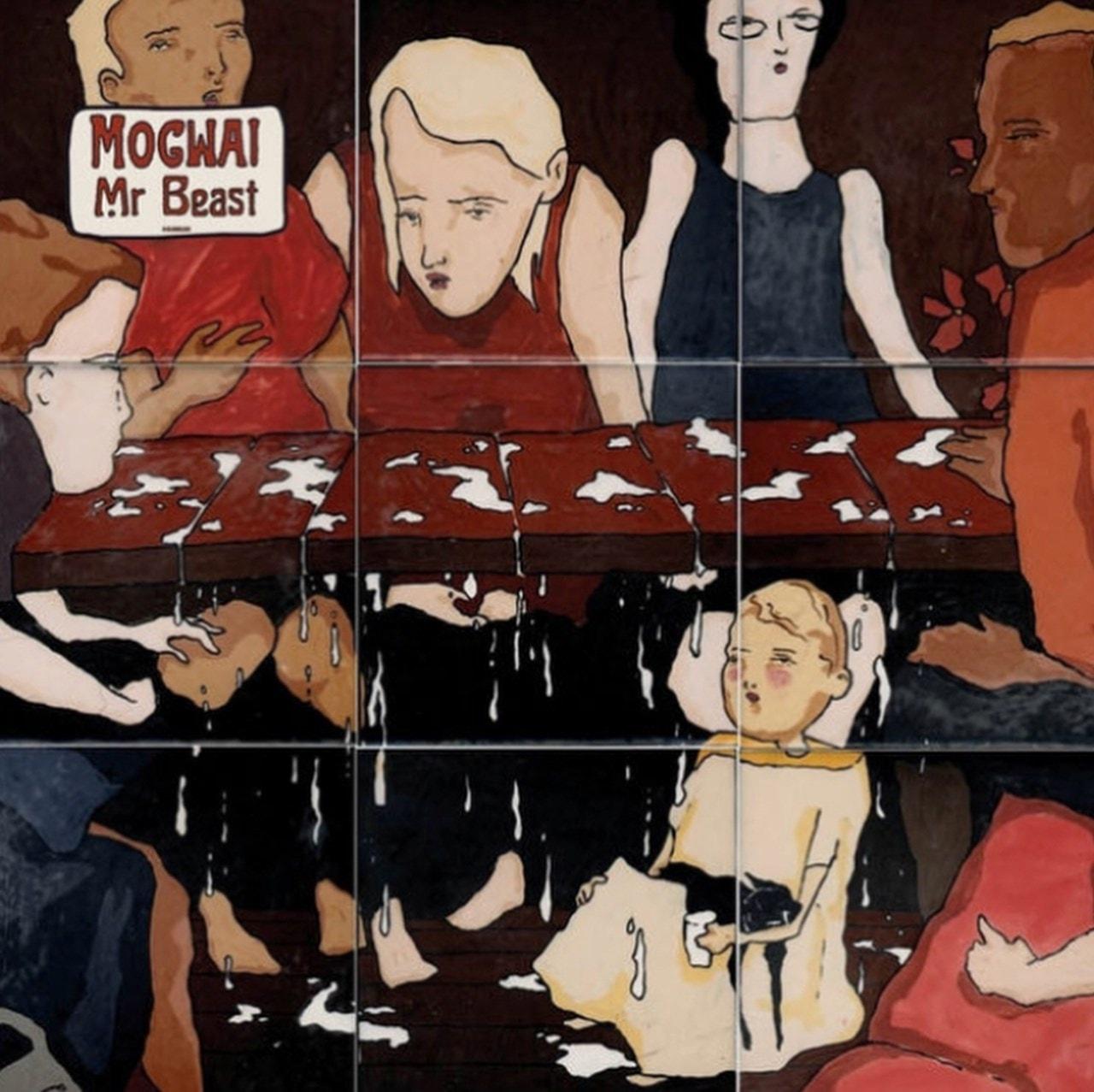 Mr Beast - Sunset Yellow Vinyl (LRS20) - 1