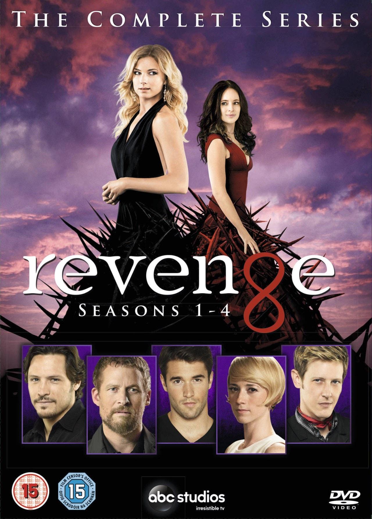 Revenge: Seasons 1-4 - The Complete Series - 1