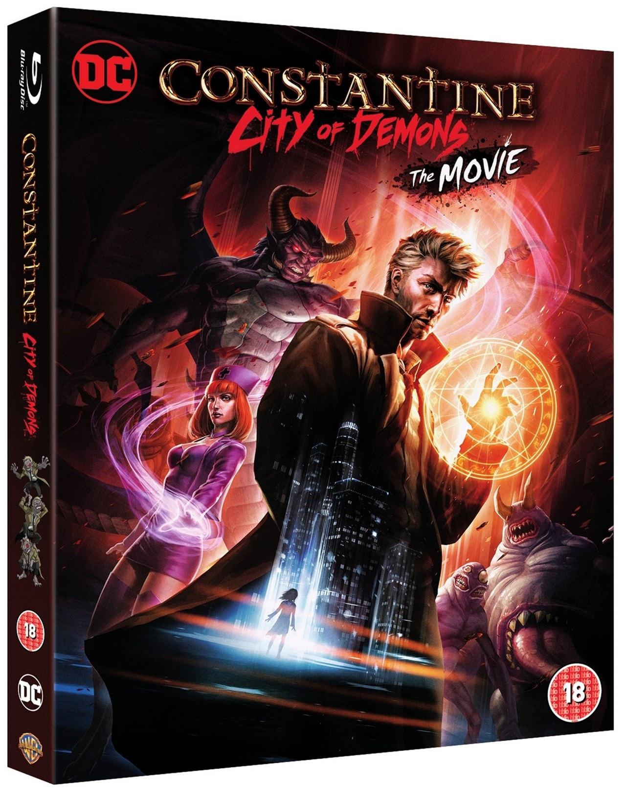 Constantine - City of Demons - 2