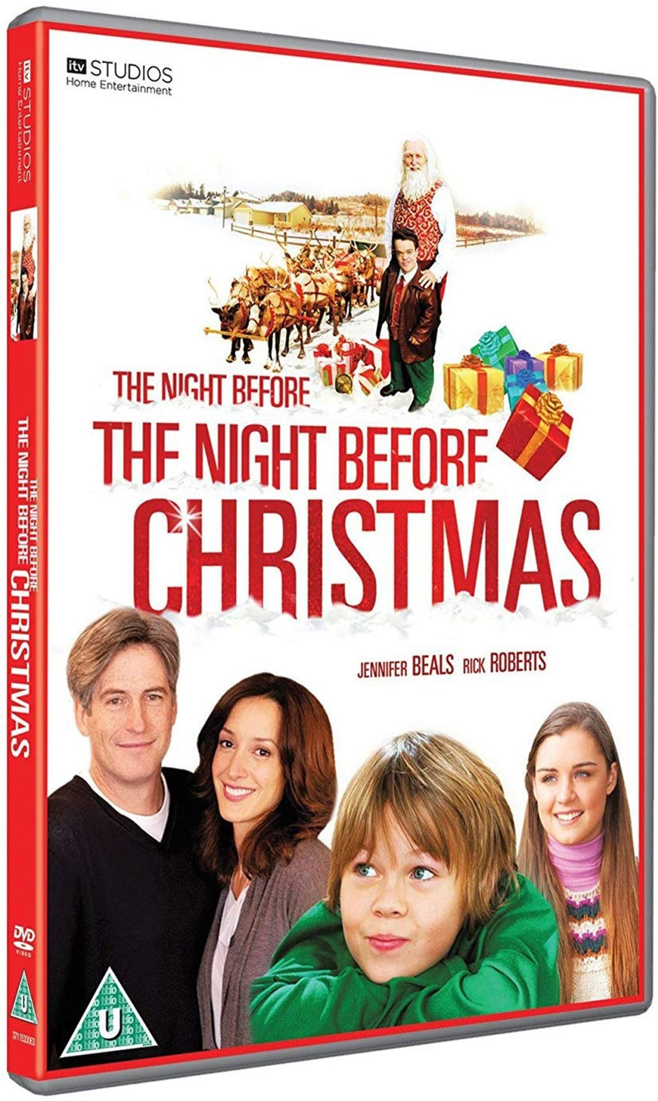 The Night Before the Night Before Christmas - 1