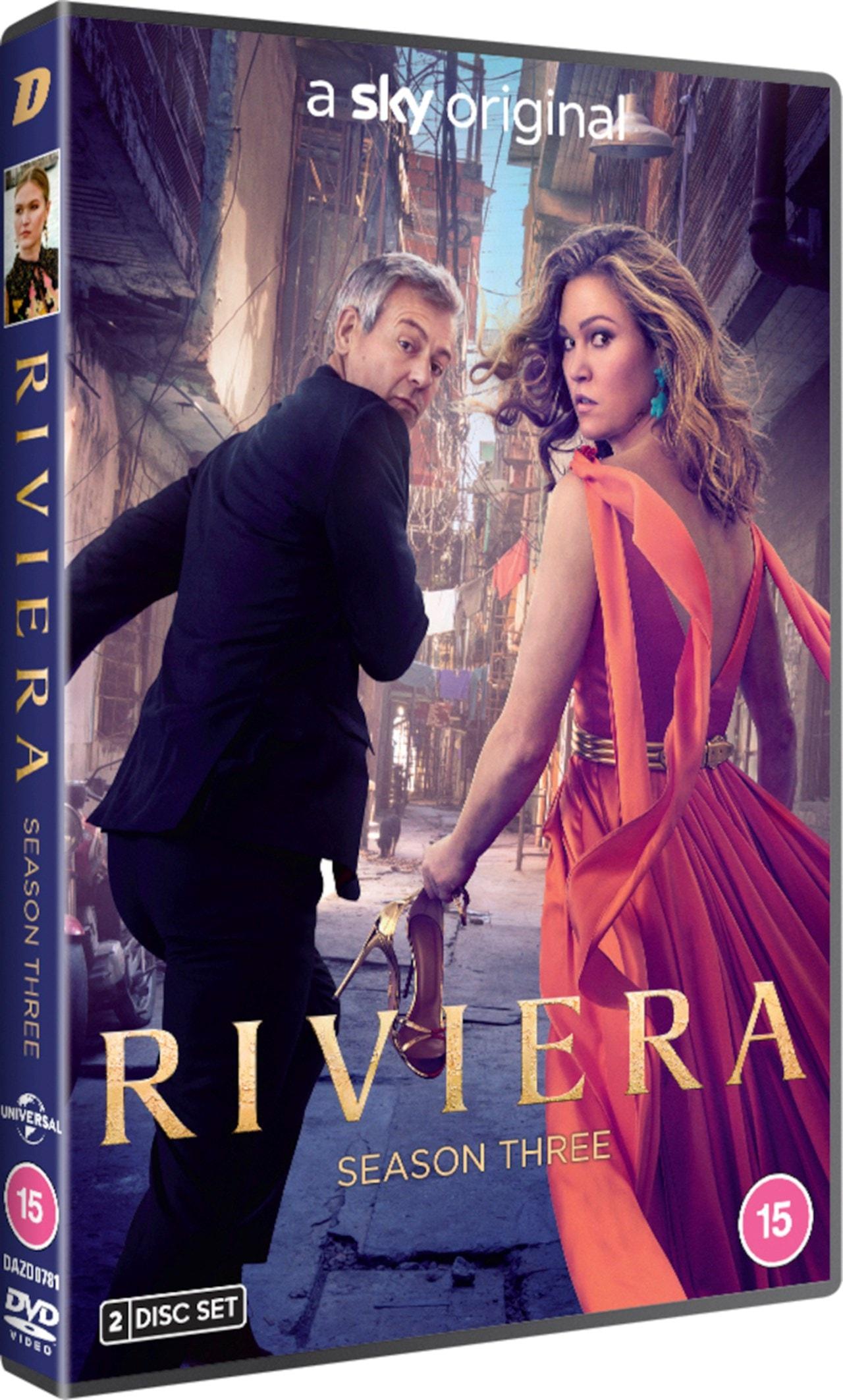 Riviera: The Complete Season Three - 2