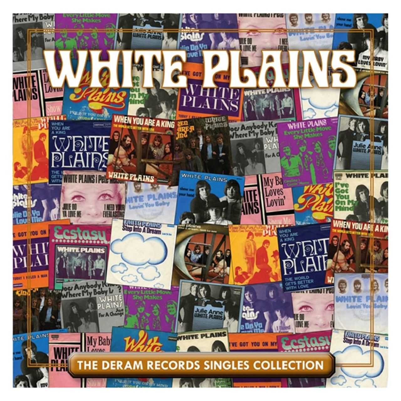 The Deram Records Singles Collection - 1