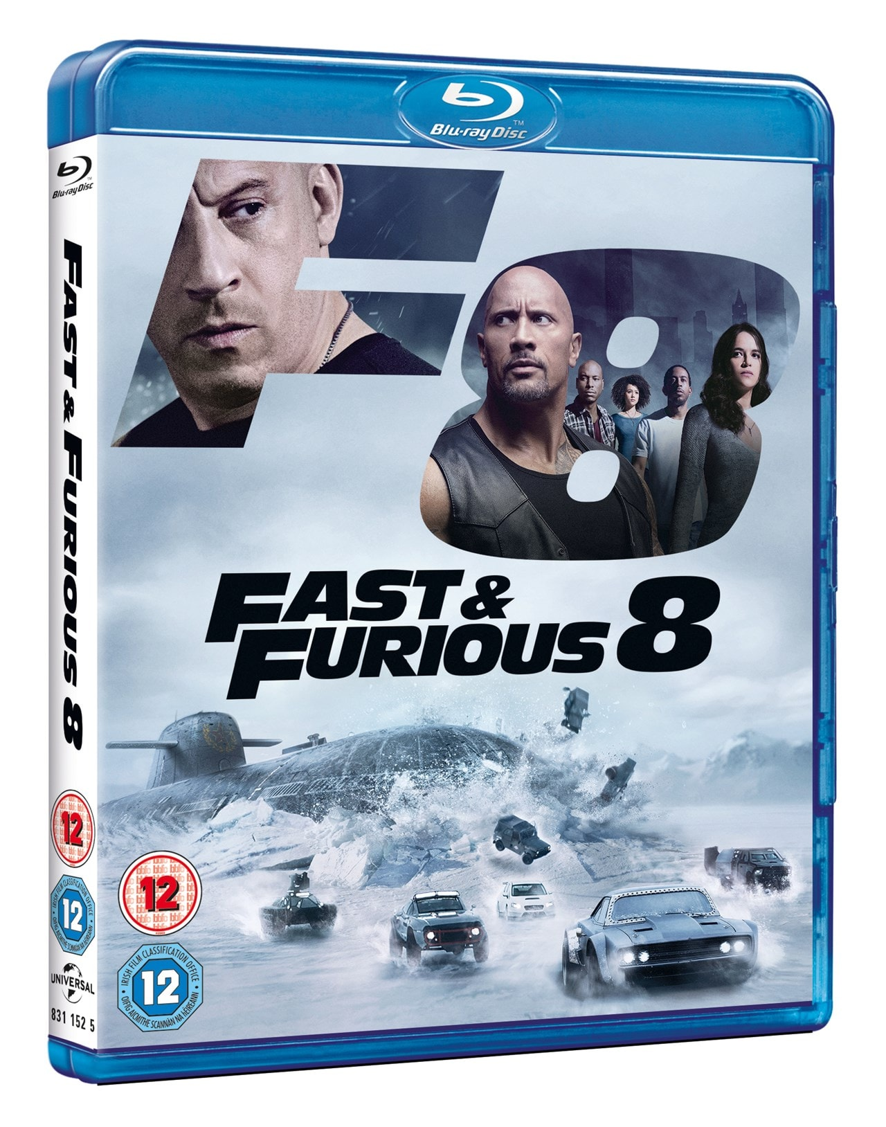 Fast & Furious 8 - 2
