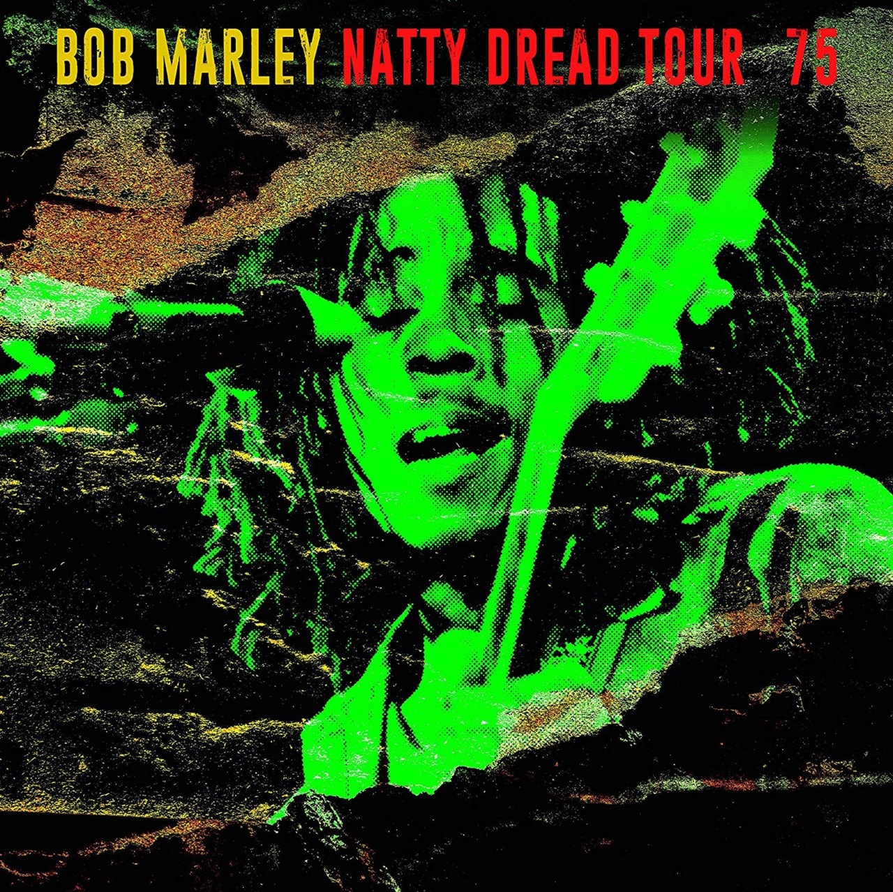 Natty Dread Tour '75 - 1