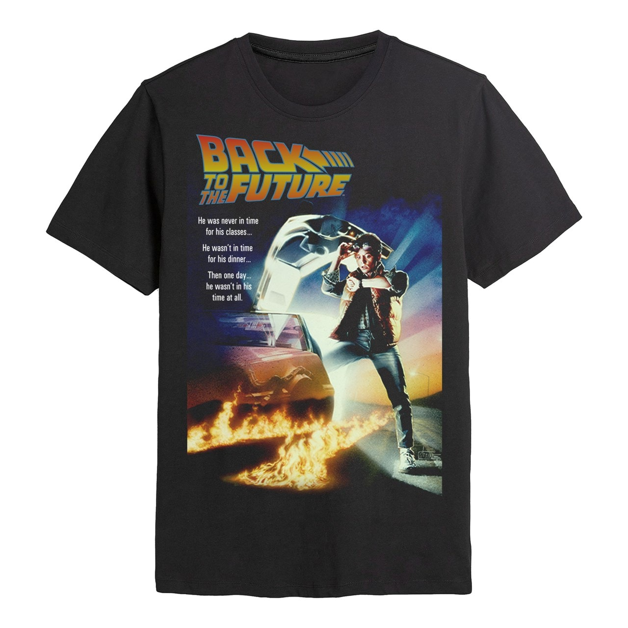 Back To The Future: Classic Poster (Small) - 1