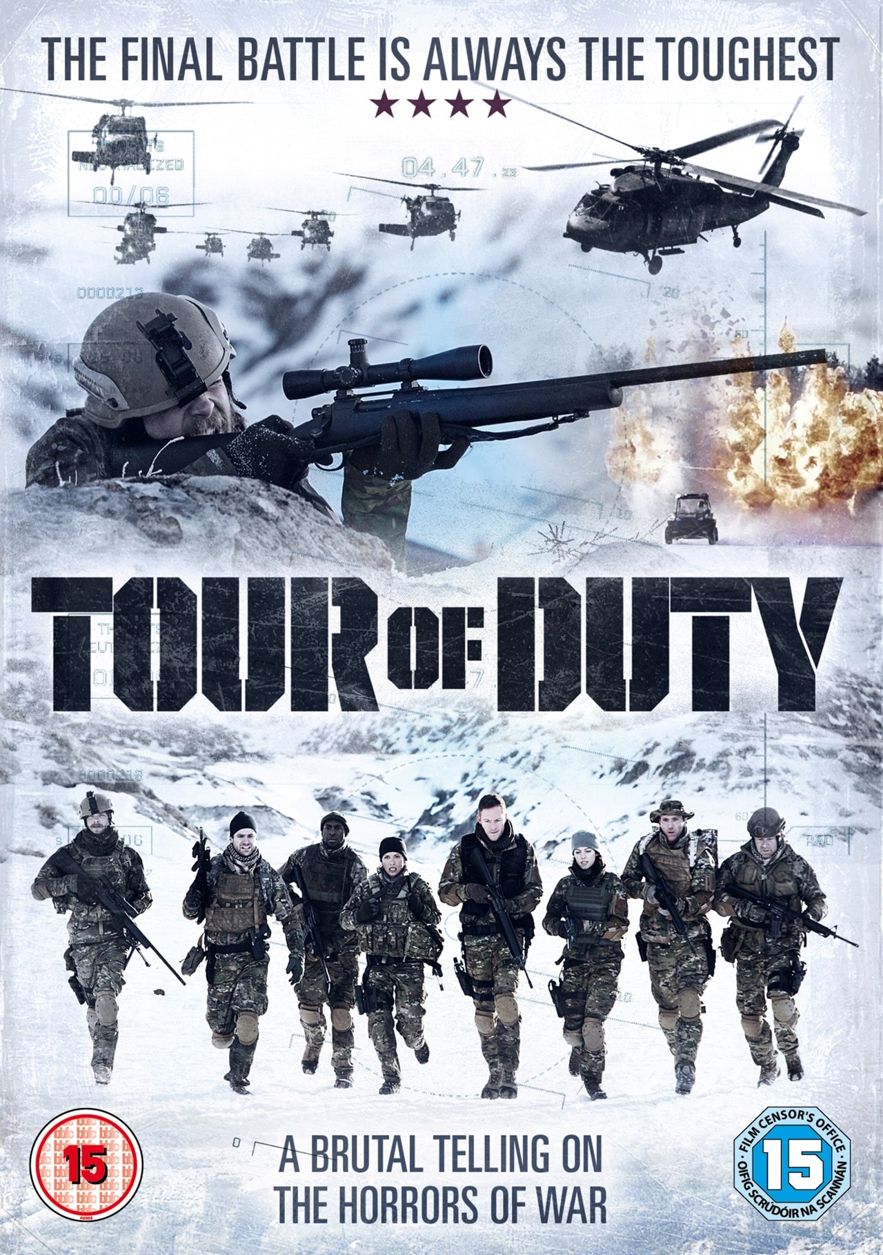 Tour of Duty - 1