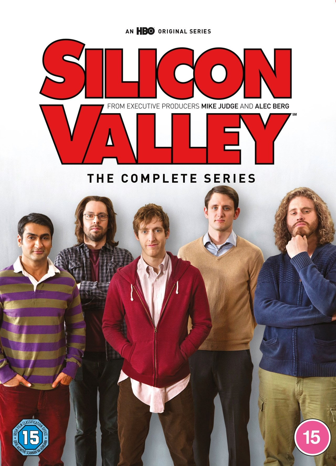 Silicon Valley: The Complete Series - 1