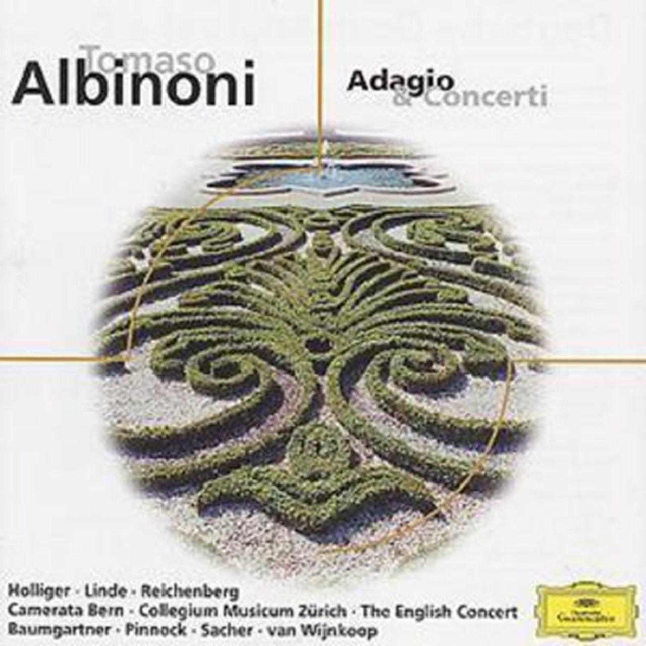 Albinoni Tomaso - Adagio & Concerti - 1