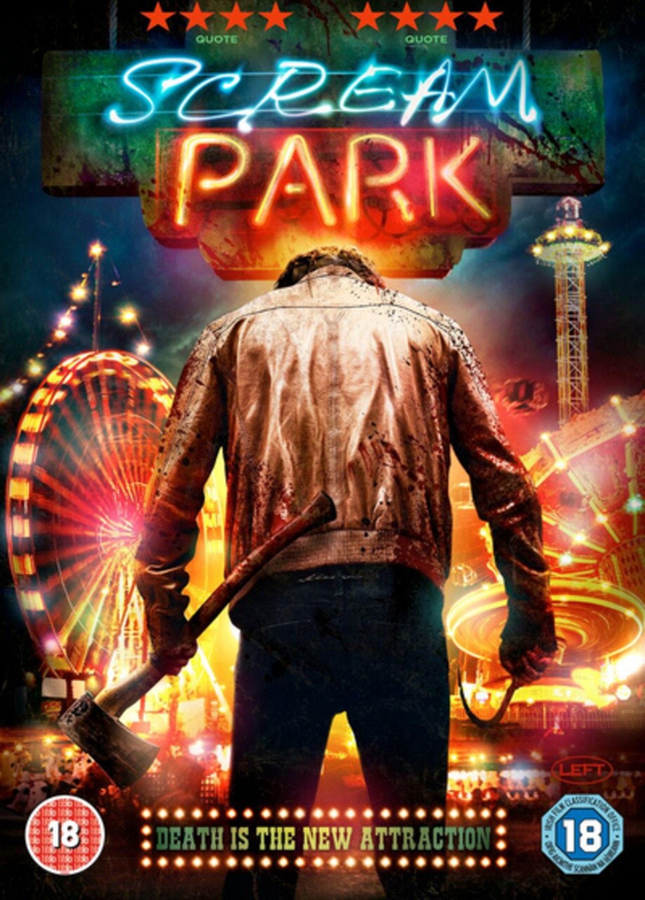 Scream Park - 1
