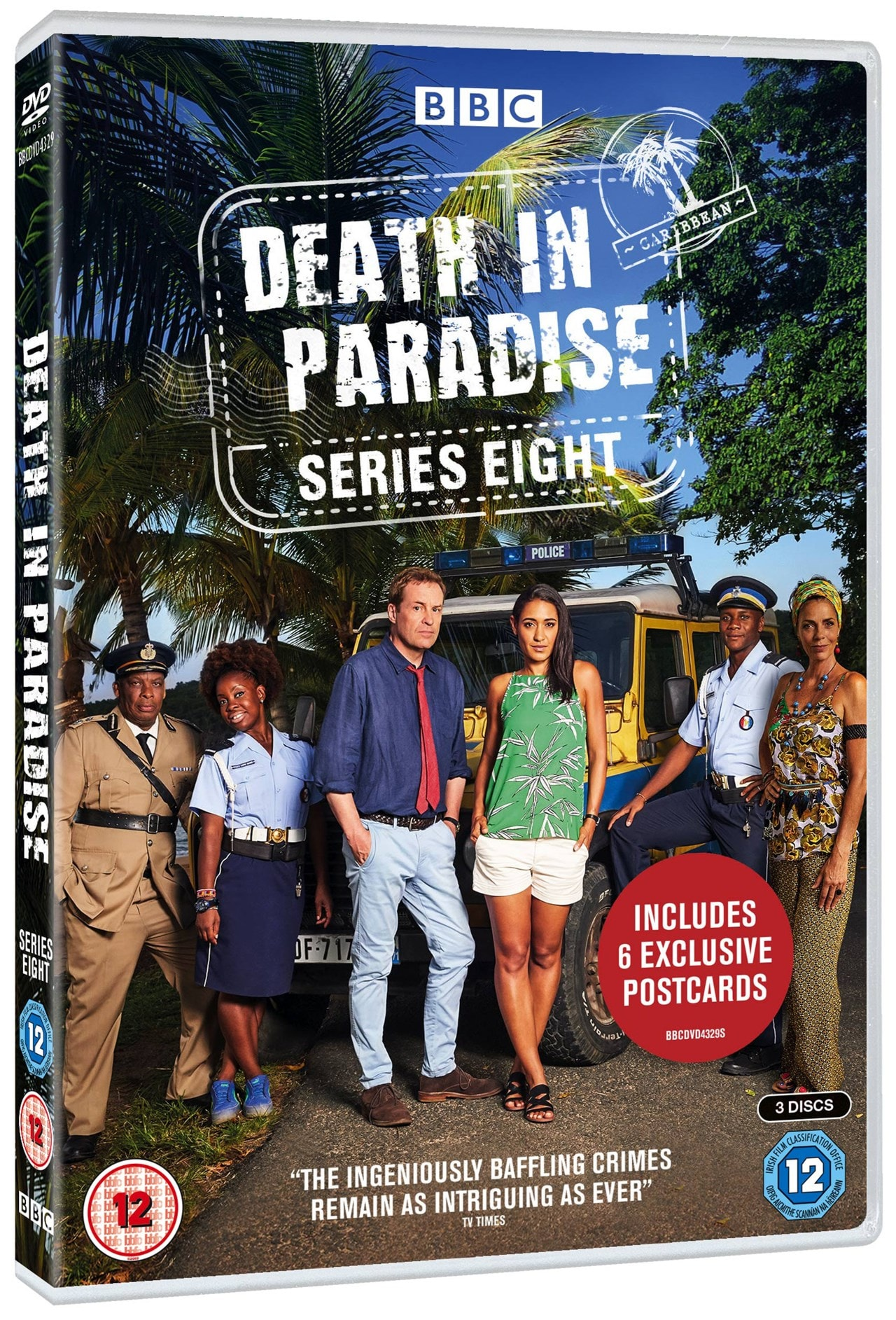 Death in Paradise: Series Eight - 2