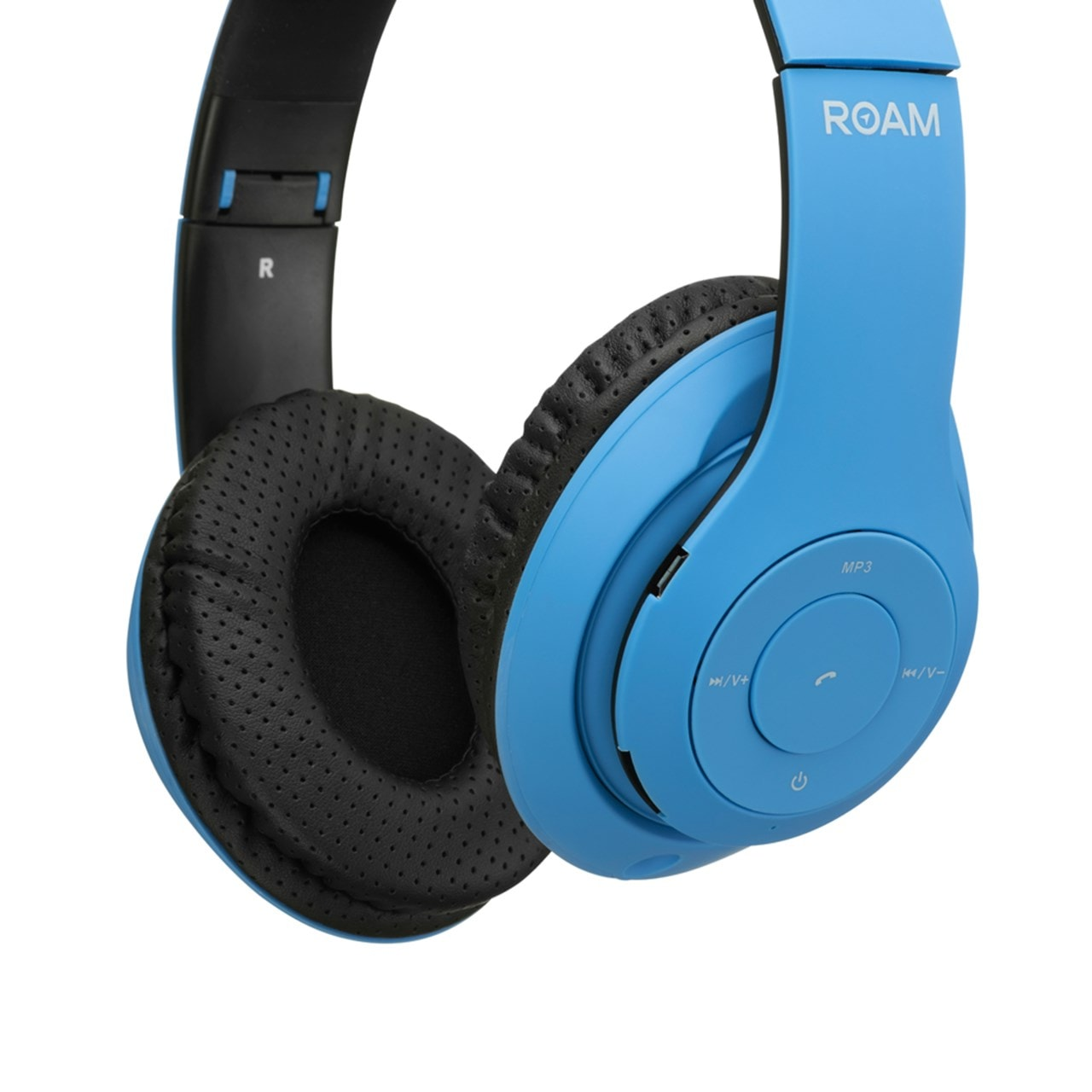 Roam Colours Blue Bluetooth Headphones (hmv Exclusive) - 2