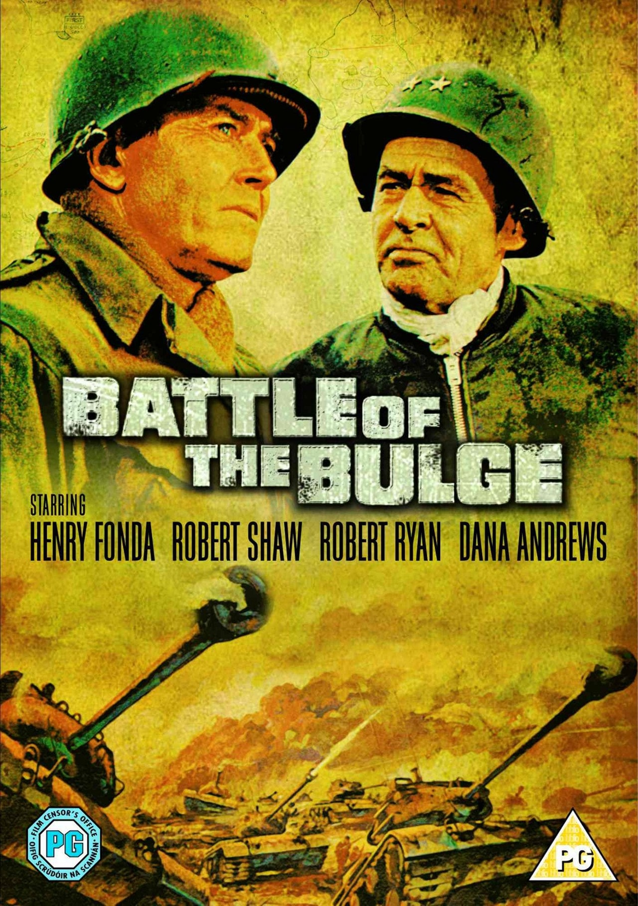 Battle of the Bulge - 1