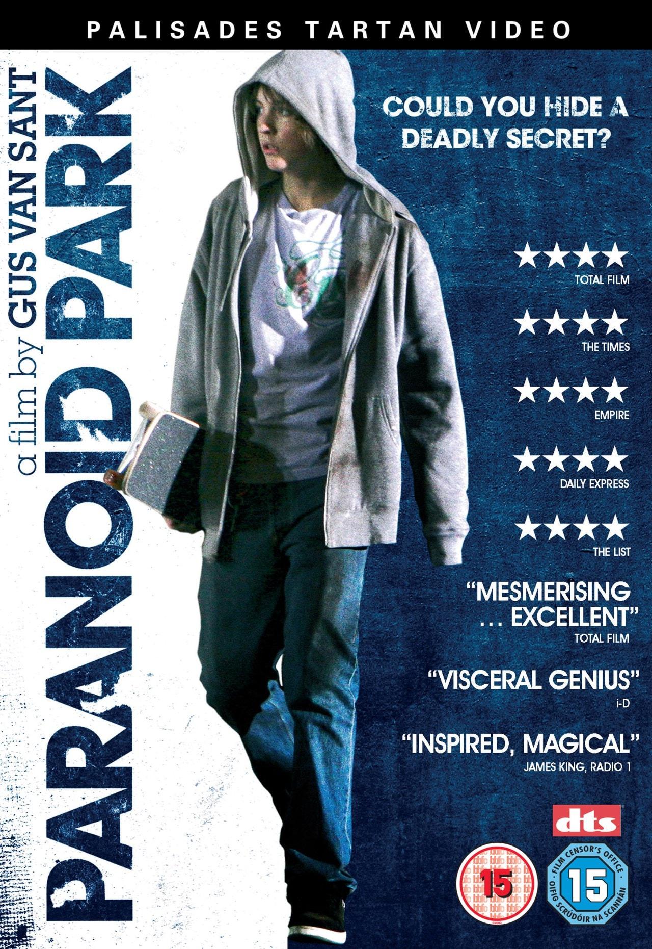 Paranoid Park - 1