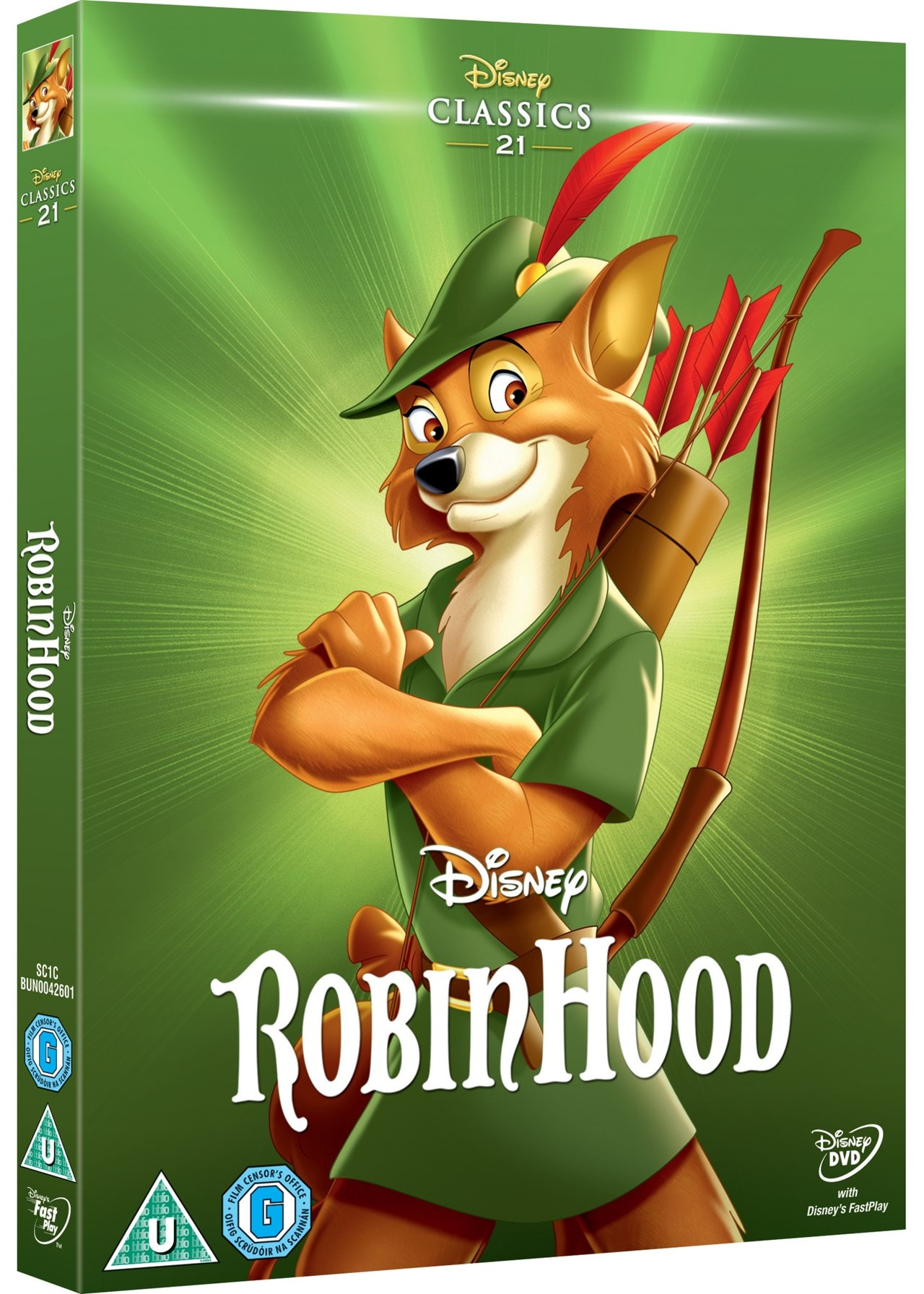 Robin Hood (Disney) - 2