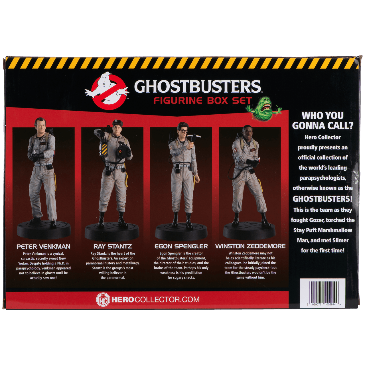 Ghostbusters 4 Figurine Set: Hero Collector - 7