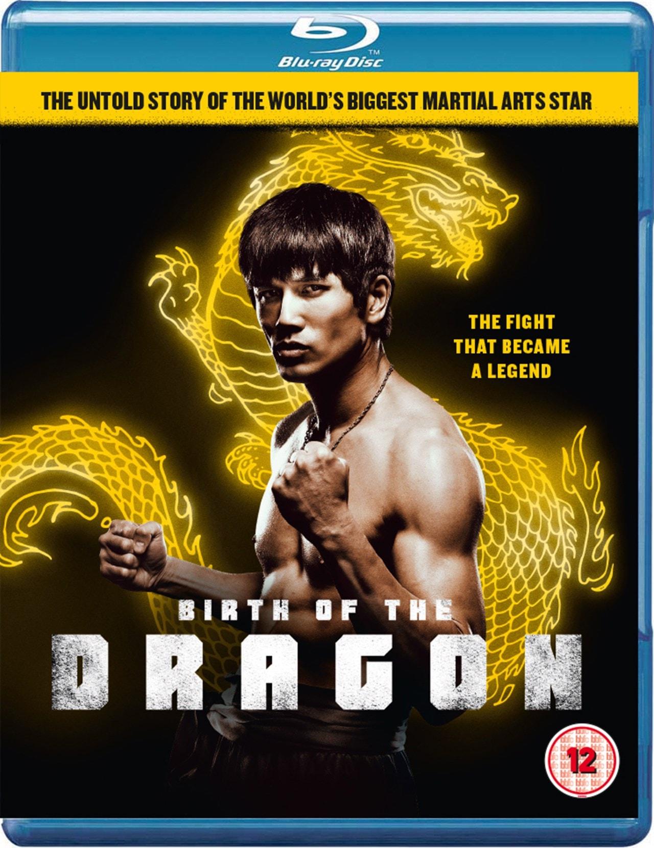 Birth of the Dragon - 1