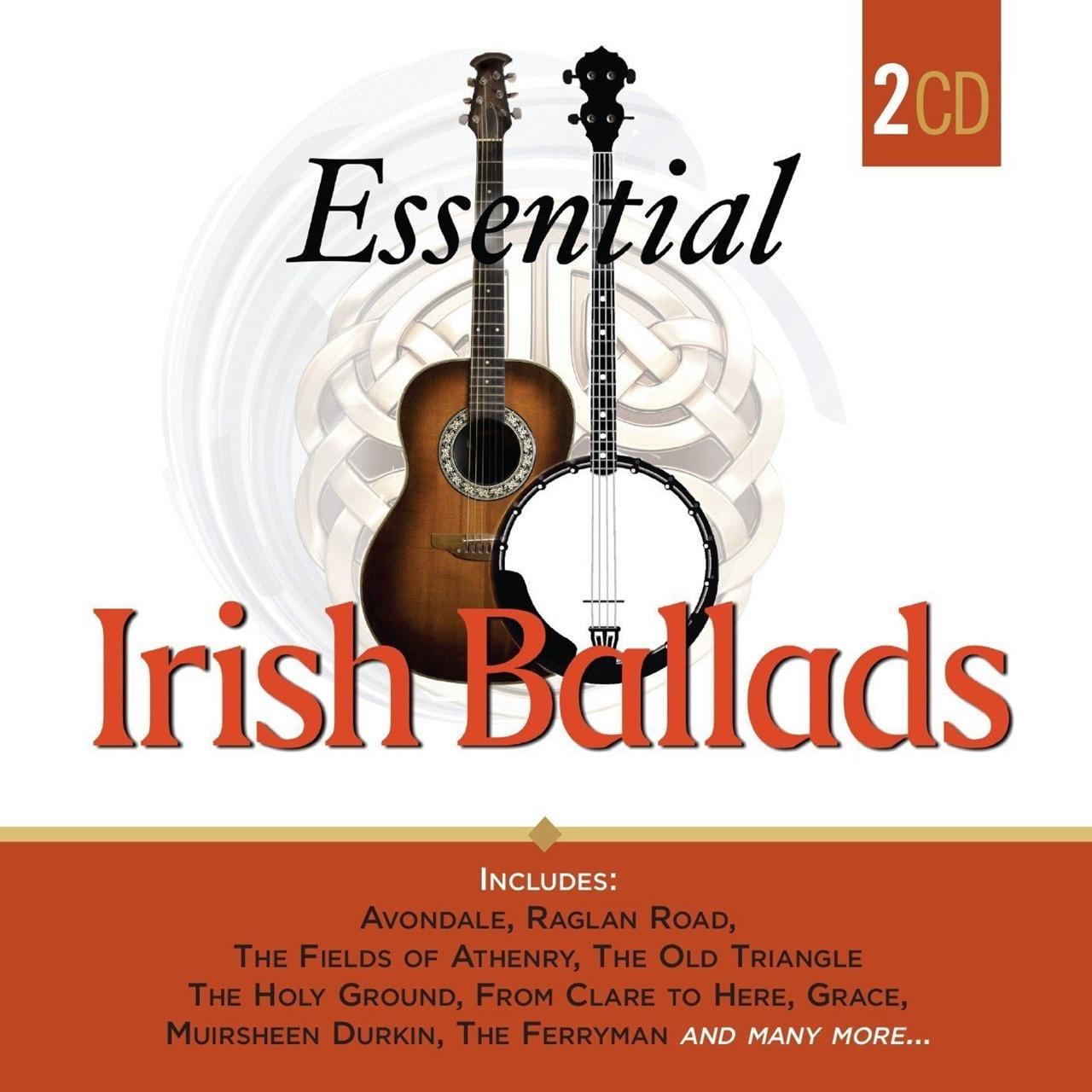 Essential Irish Ballads - 1