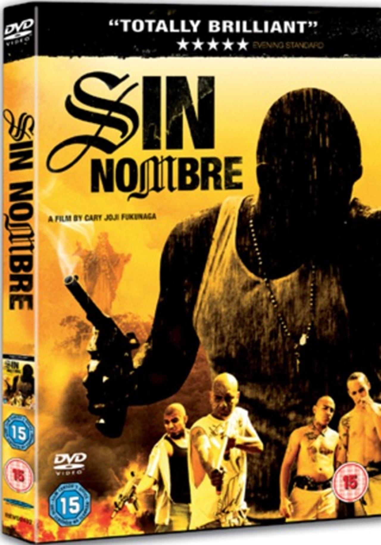 Sin Nombre - 1