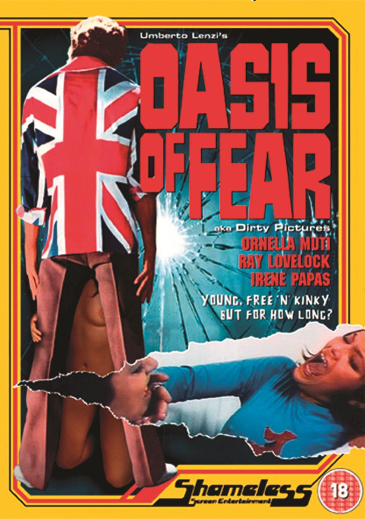 Oasis of Fear - 1