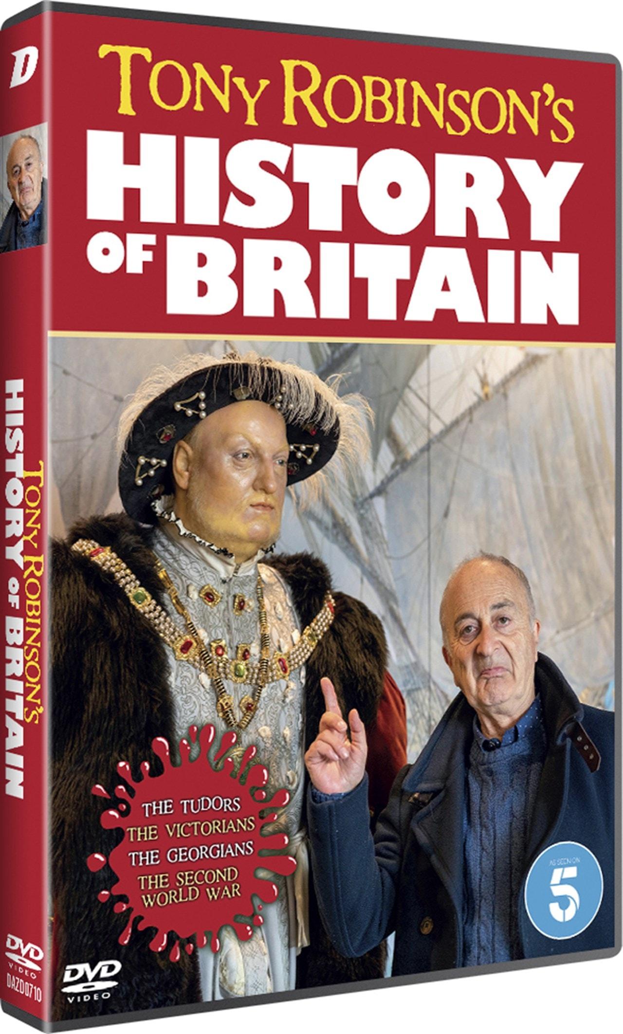 Tony Robinson's History of Britain - 2