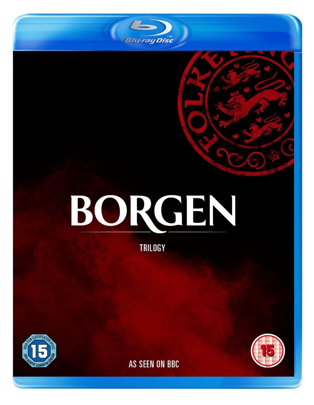 Borgen Trilogy - 1