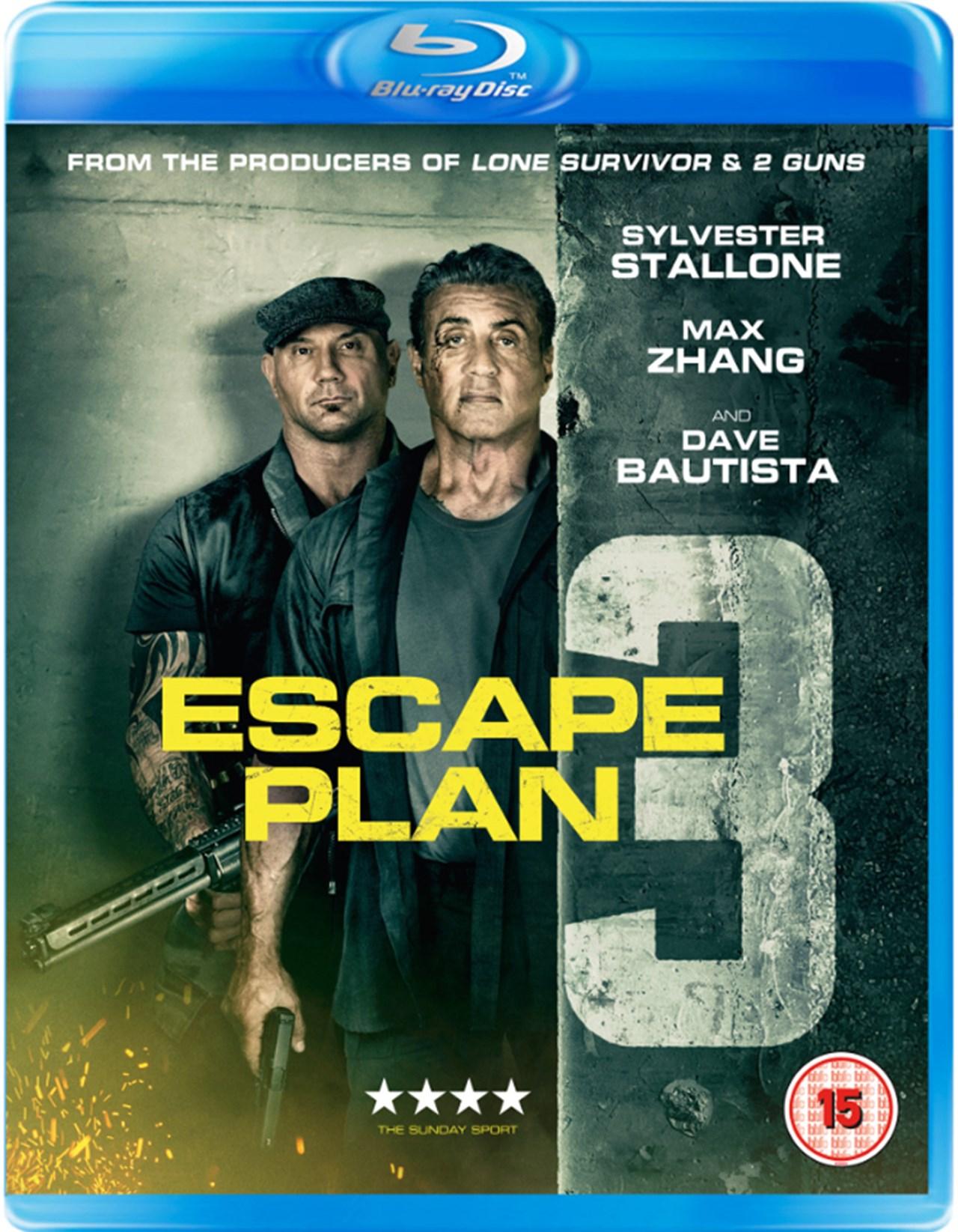 Escape Plan 3 - 1