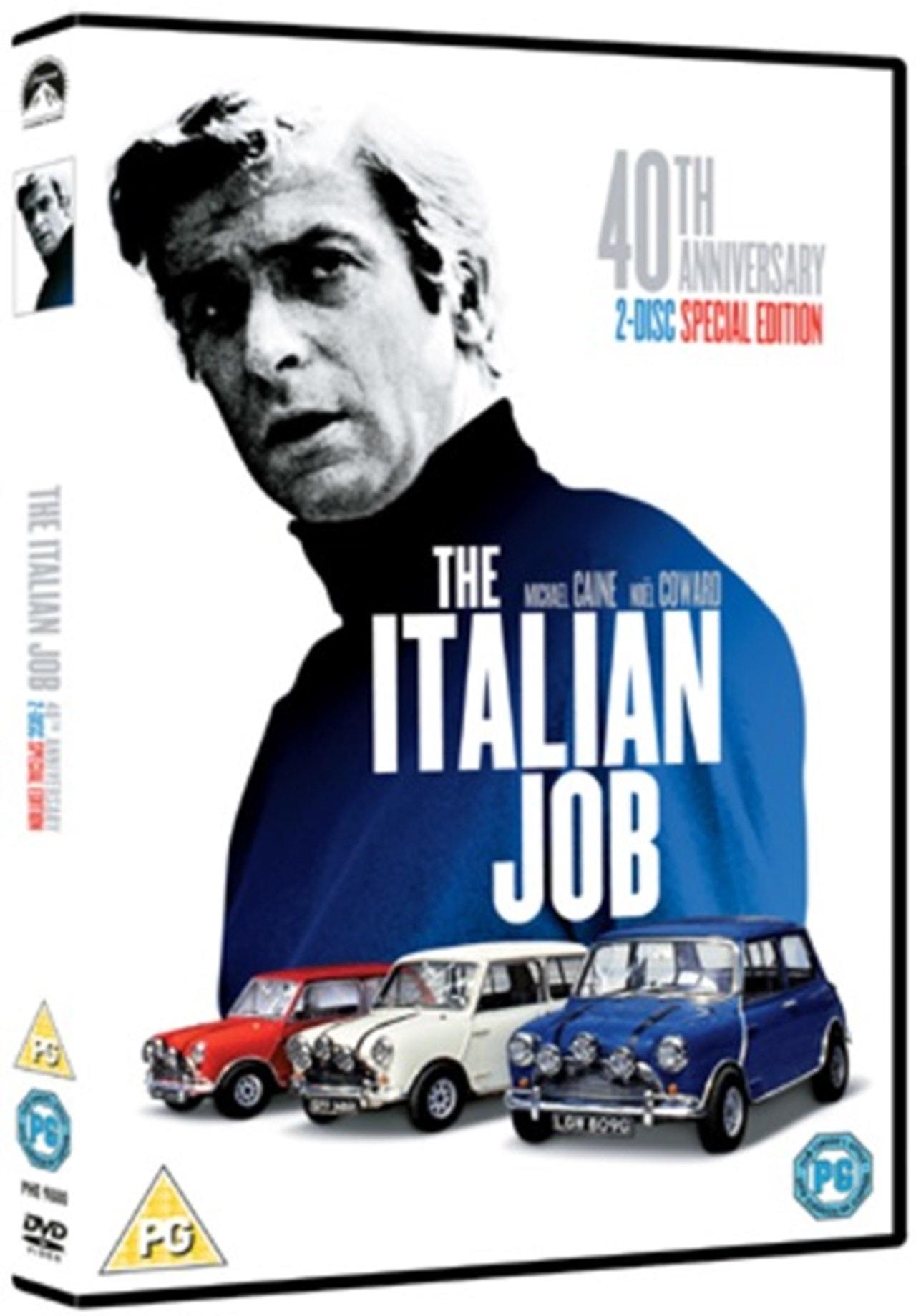 The Italian Job - 1