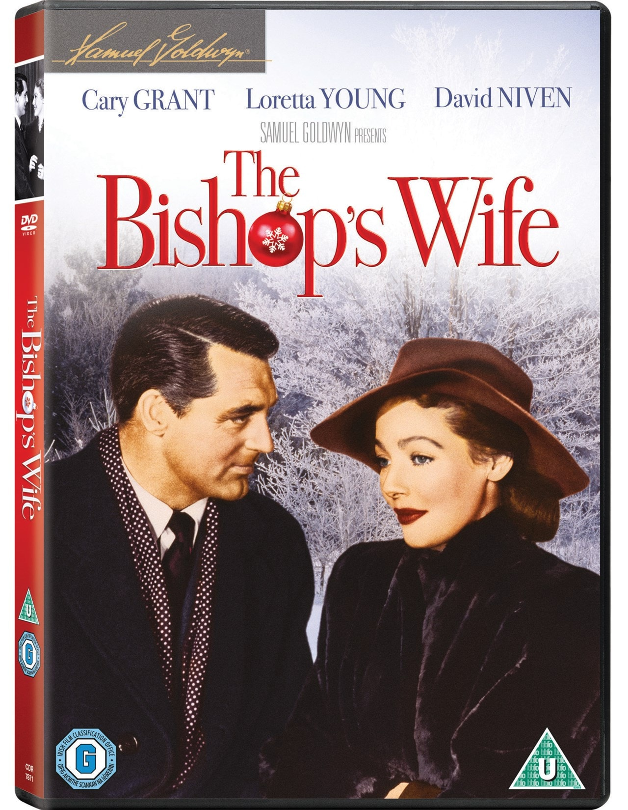 The Bishop's Wife - Samuel Goldwyn Presents - 2