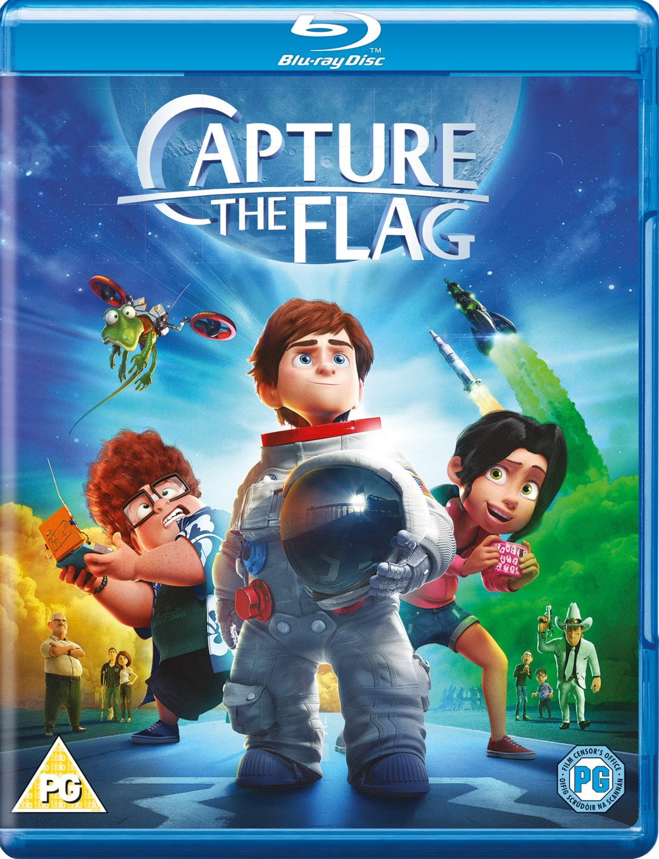 Capture the Flag - 1