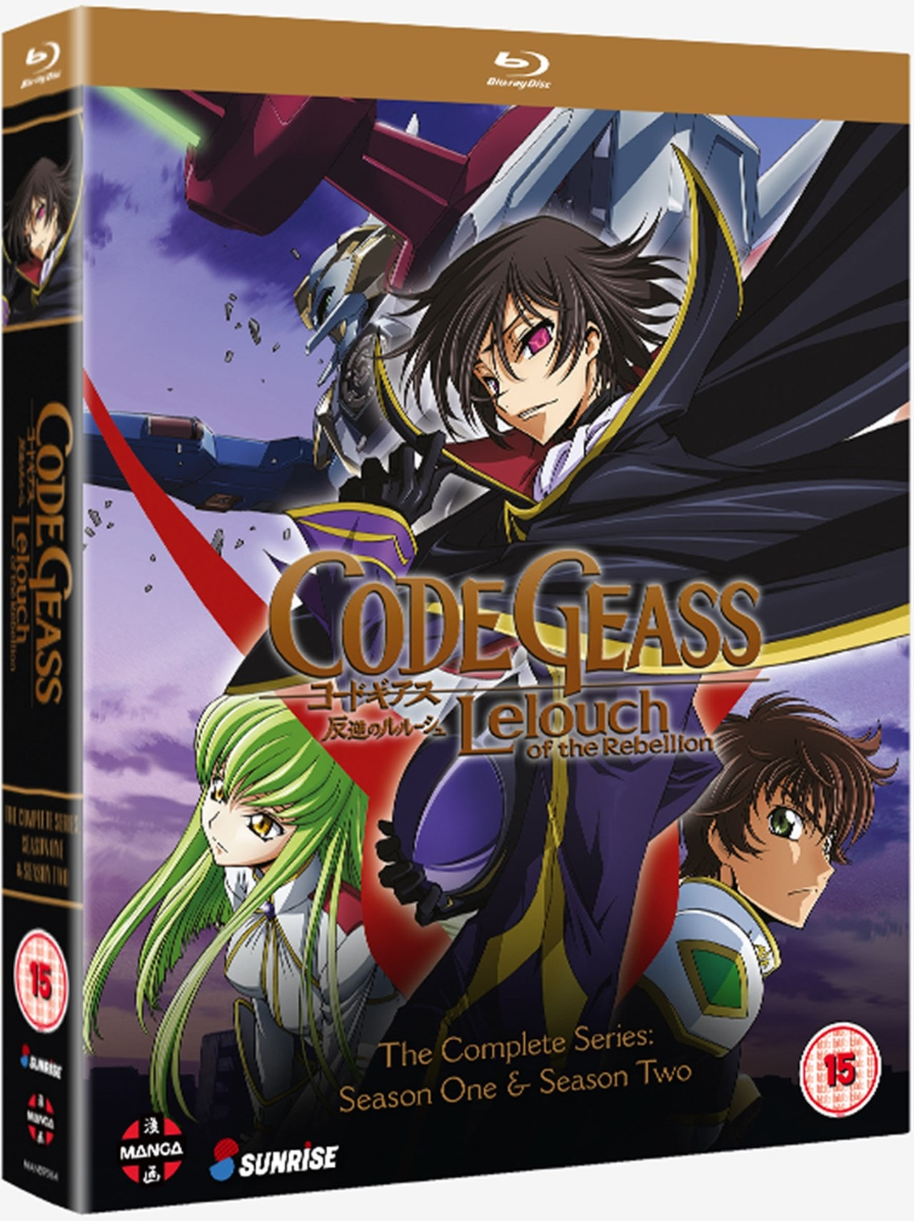 Code Geass: Lelouch of the Rebellion - Complete Series - 2