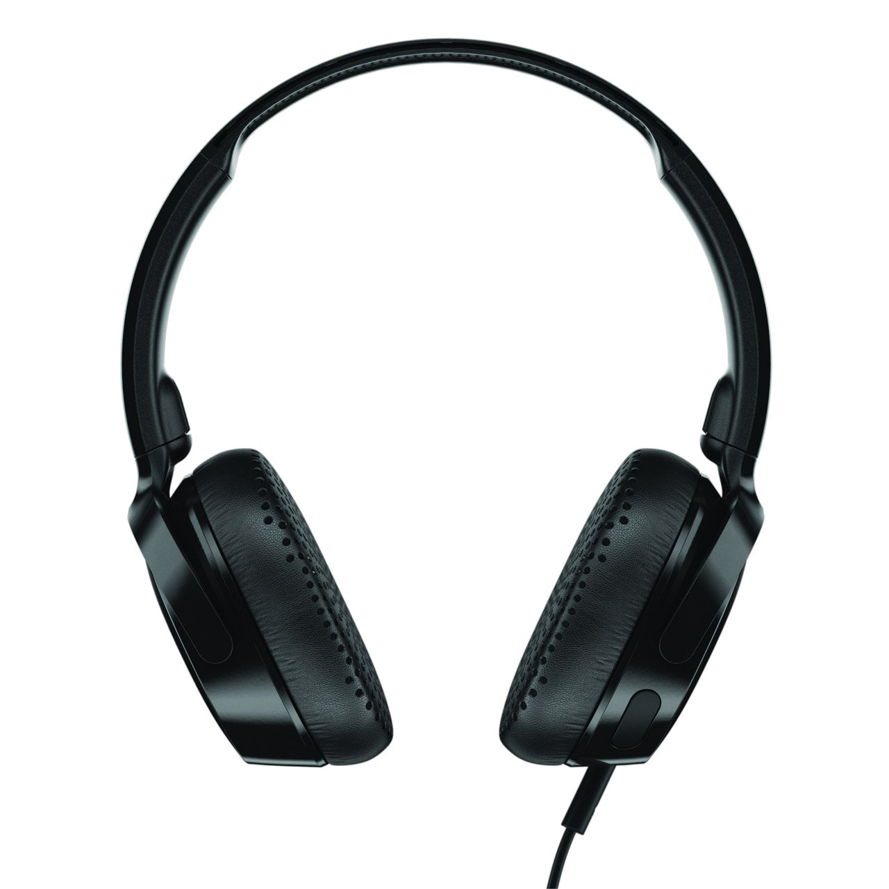 Skullcandy Riff Black Headphones - 1