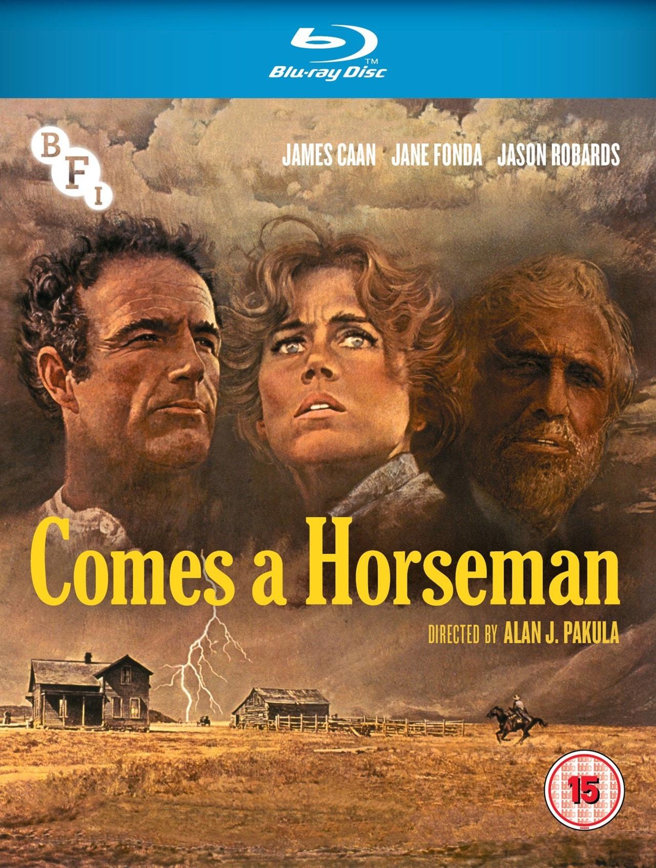 Comes a Horseman - 1