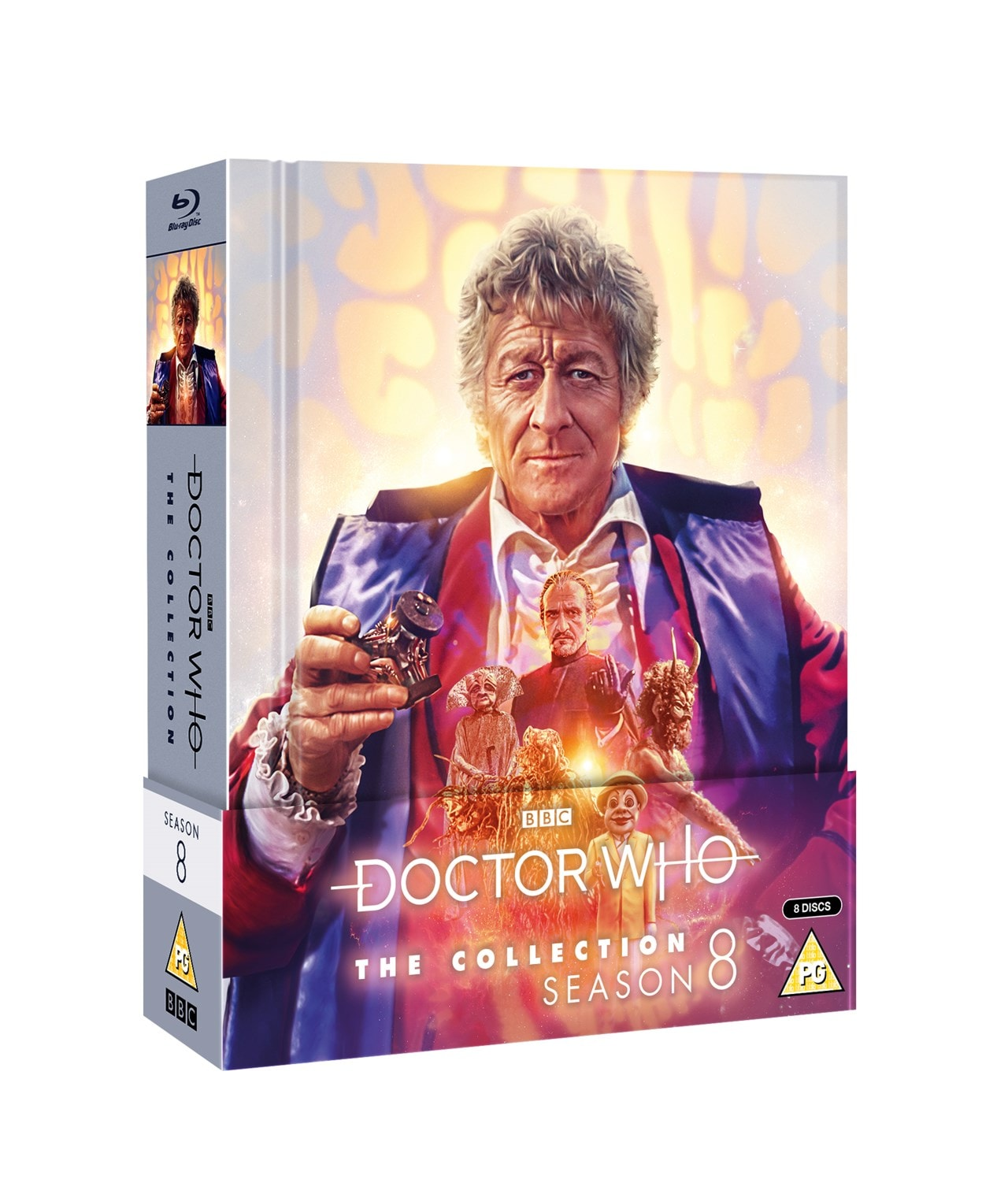 Doctor Who: The Collection - Season 8 Limited Edition Box Set - 3