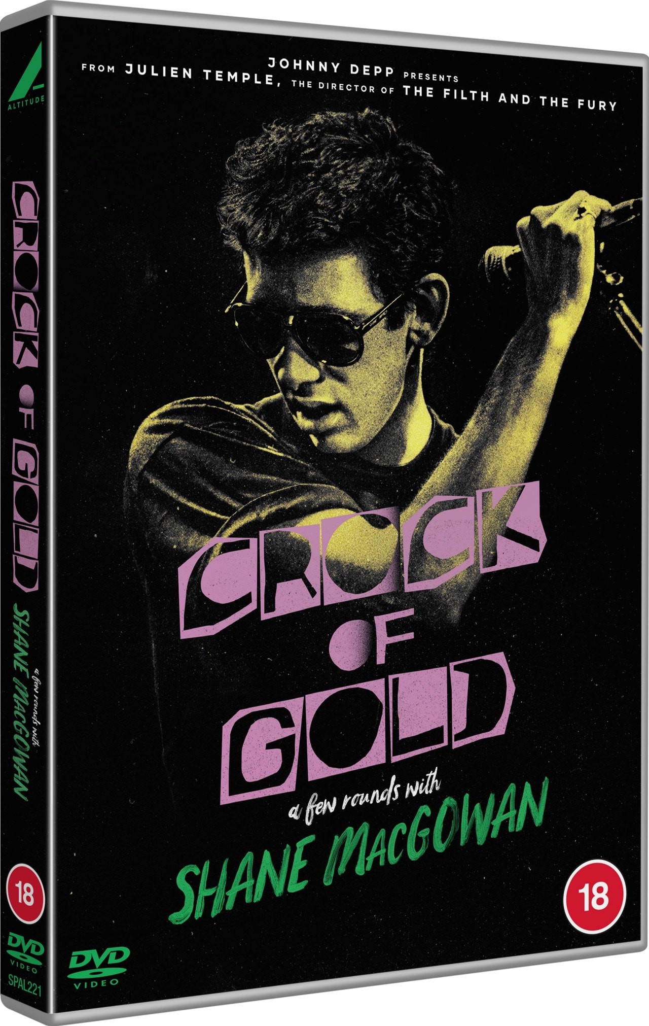 Crock of Gold - A Few Rounds With Shane MacGowan - 2
