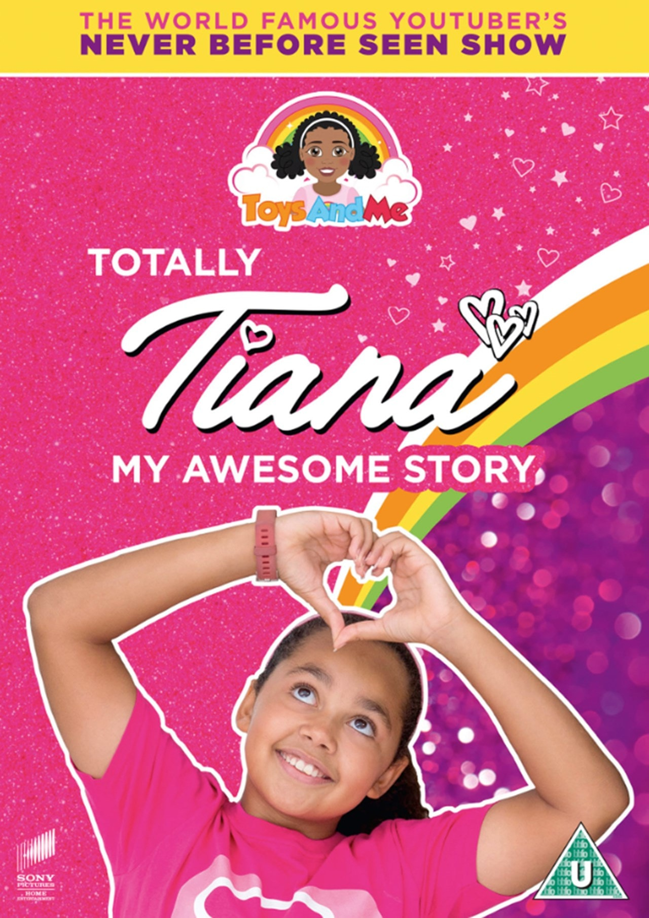 Toys and Me: Totally Tiana - My Awesome Story - 1