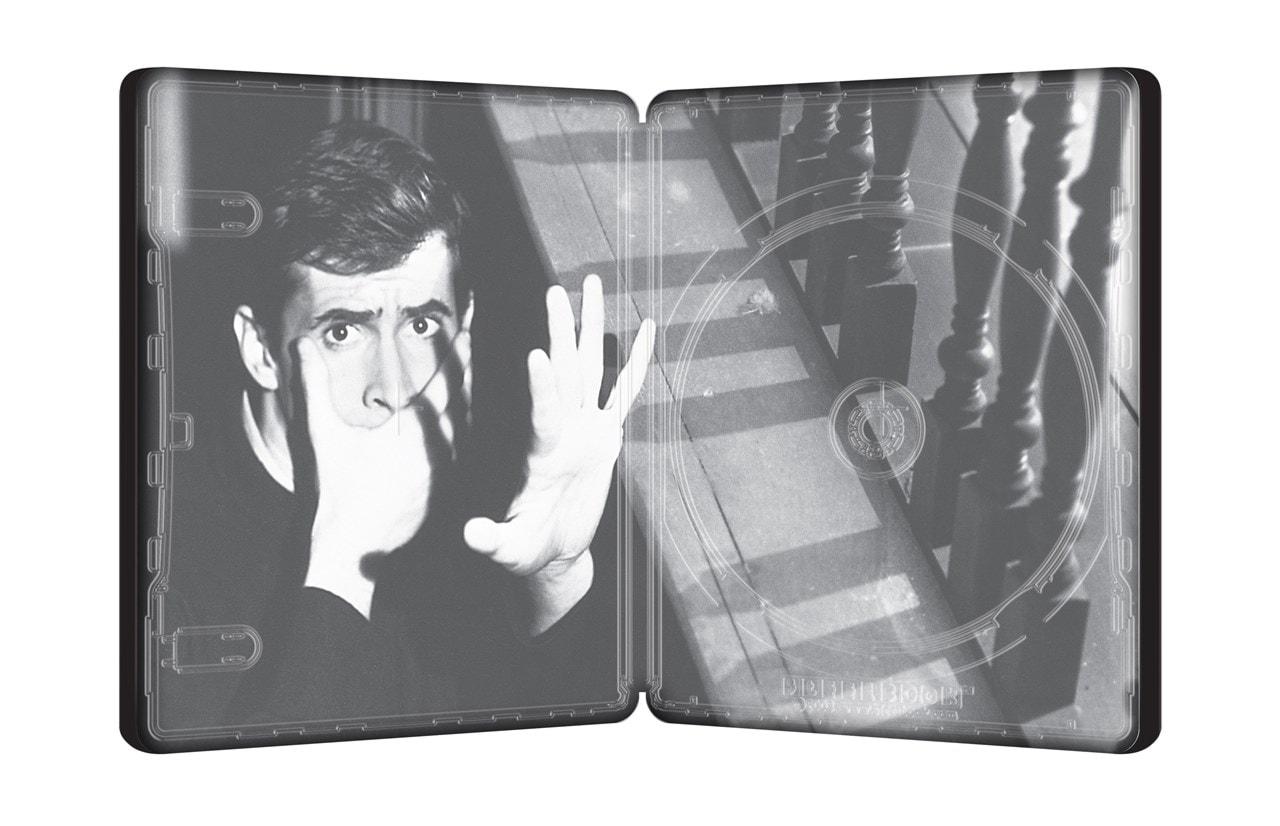 Psycho 60th Anniversary Limited Edition 4K Ultra HD Steelbook - 4