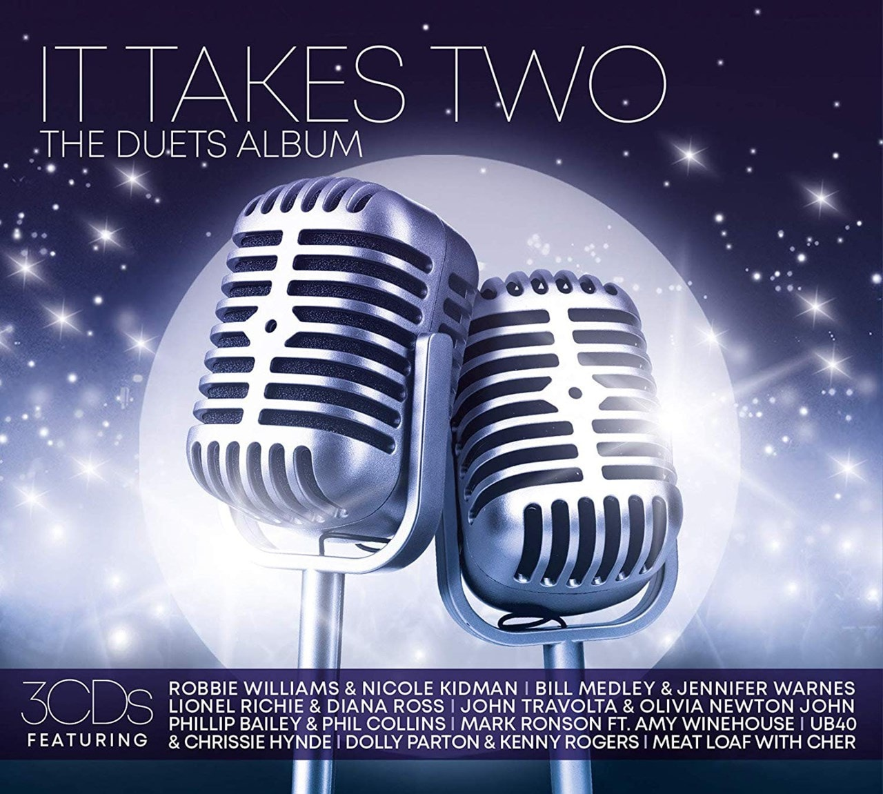 It Takes Two: The Duets Album - 1