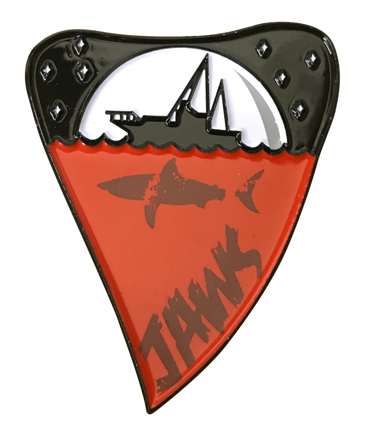 Jaws Pin Badge - 1