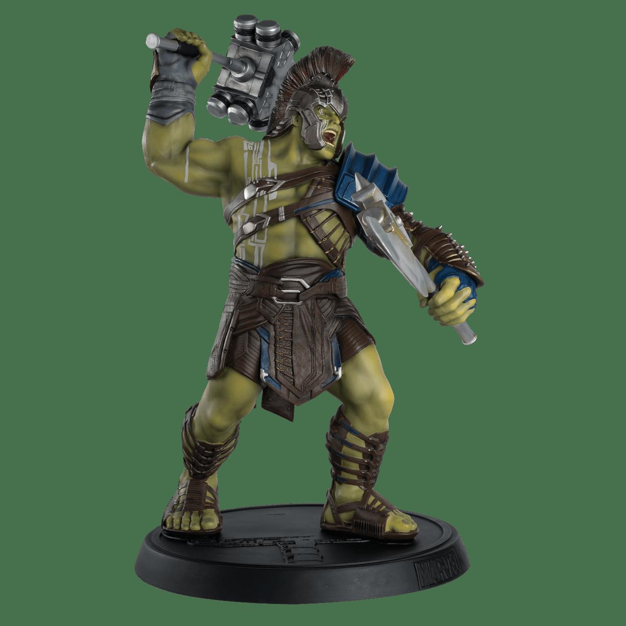 Gladiator Hulk: Marvel Mega Figurine: Hero Collector - 2