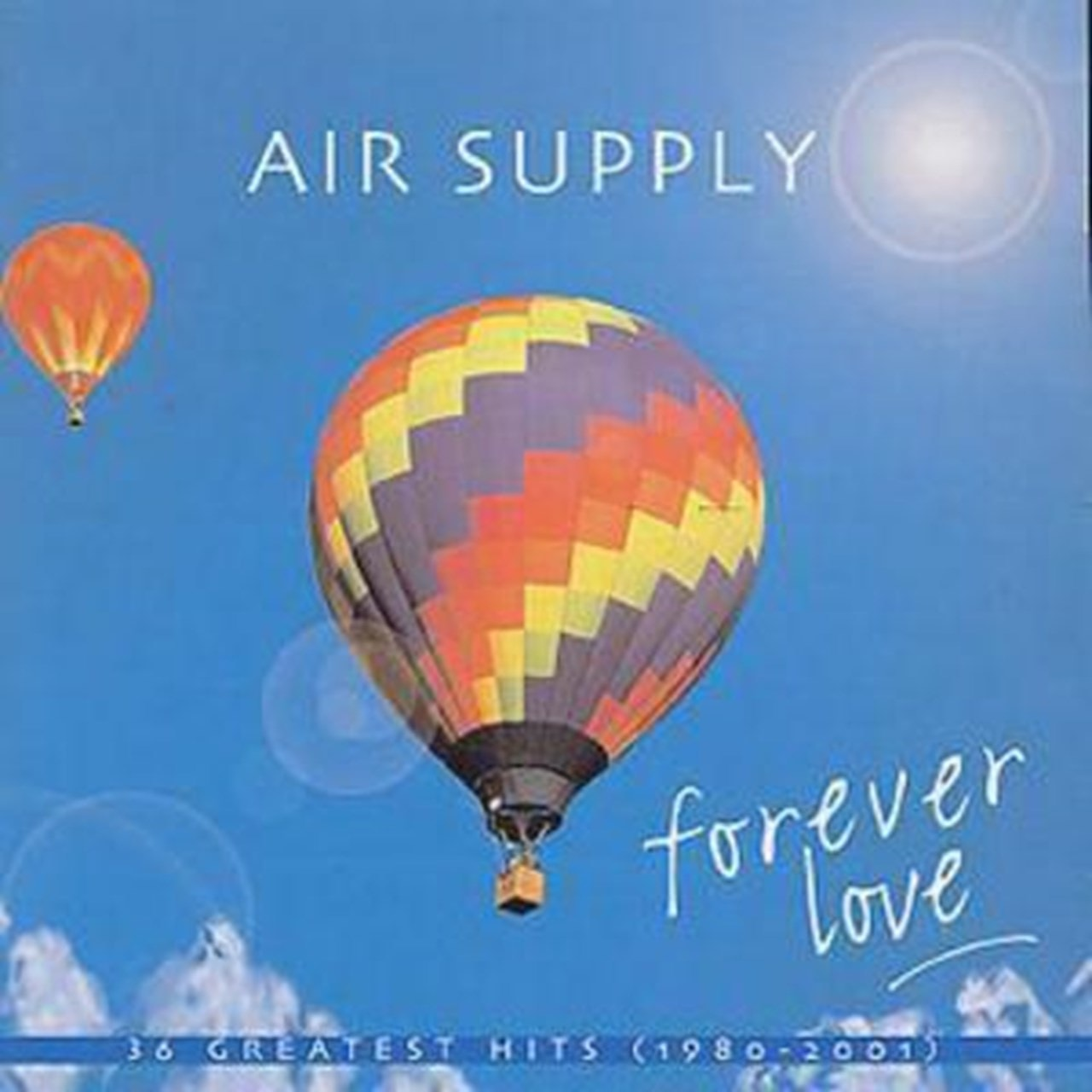 Forever Love - 36 Greatest Hits 1980 - 2001 - 1