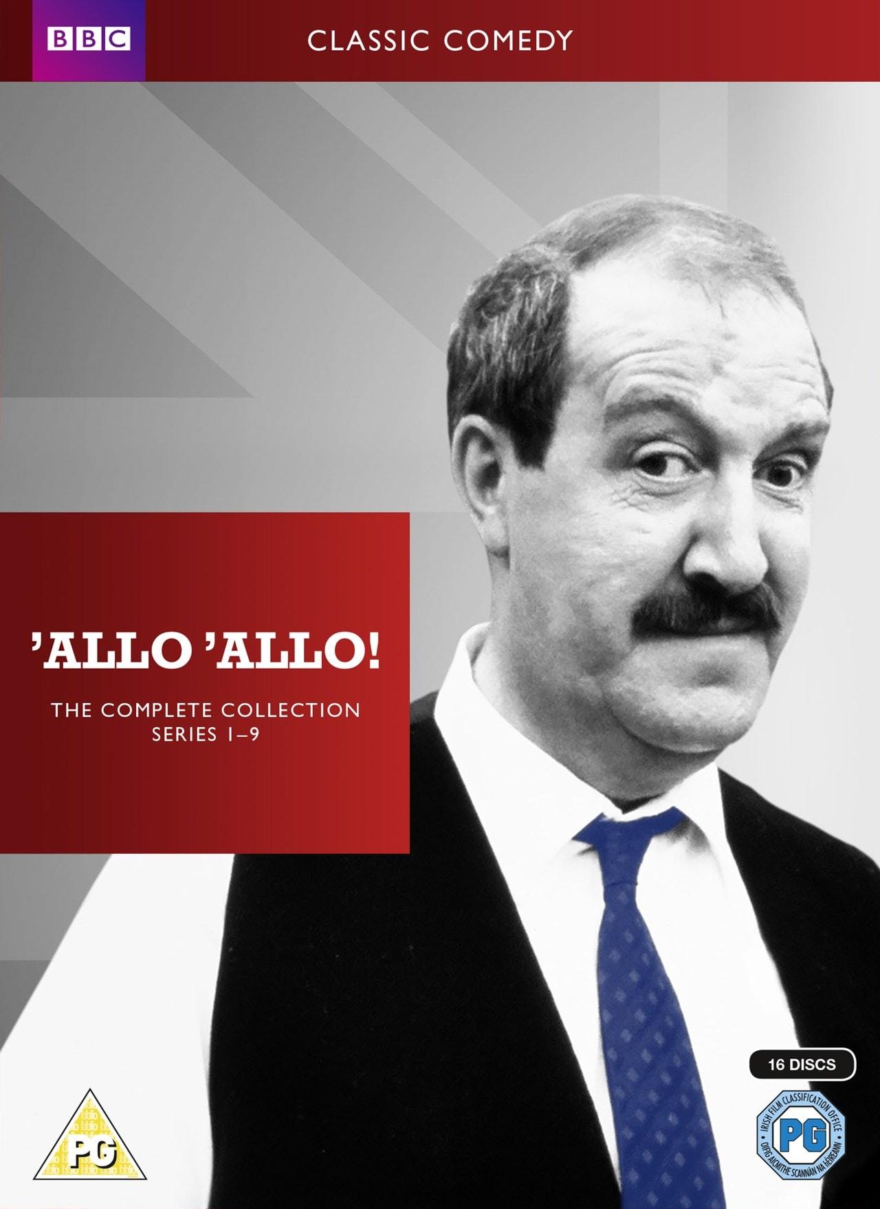 'Allo 'Allo: The Complete Collection - Series 1-9 (hmv Exclusive) - 1