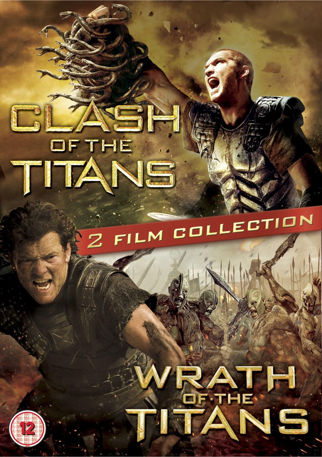 Clash of the Titans/Wrath of the Titans - 1