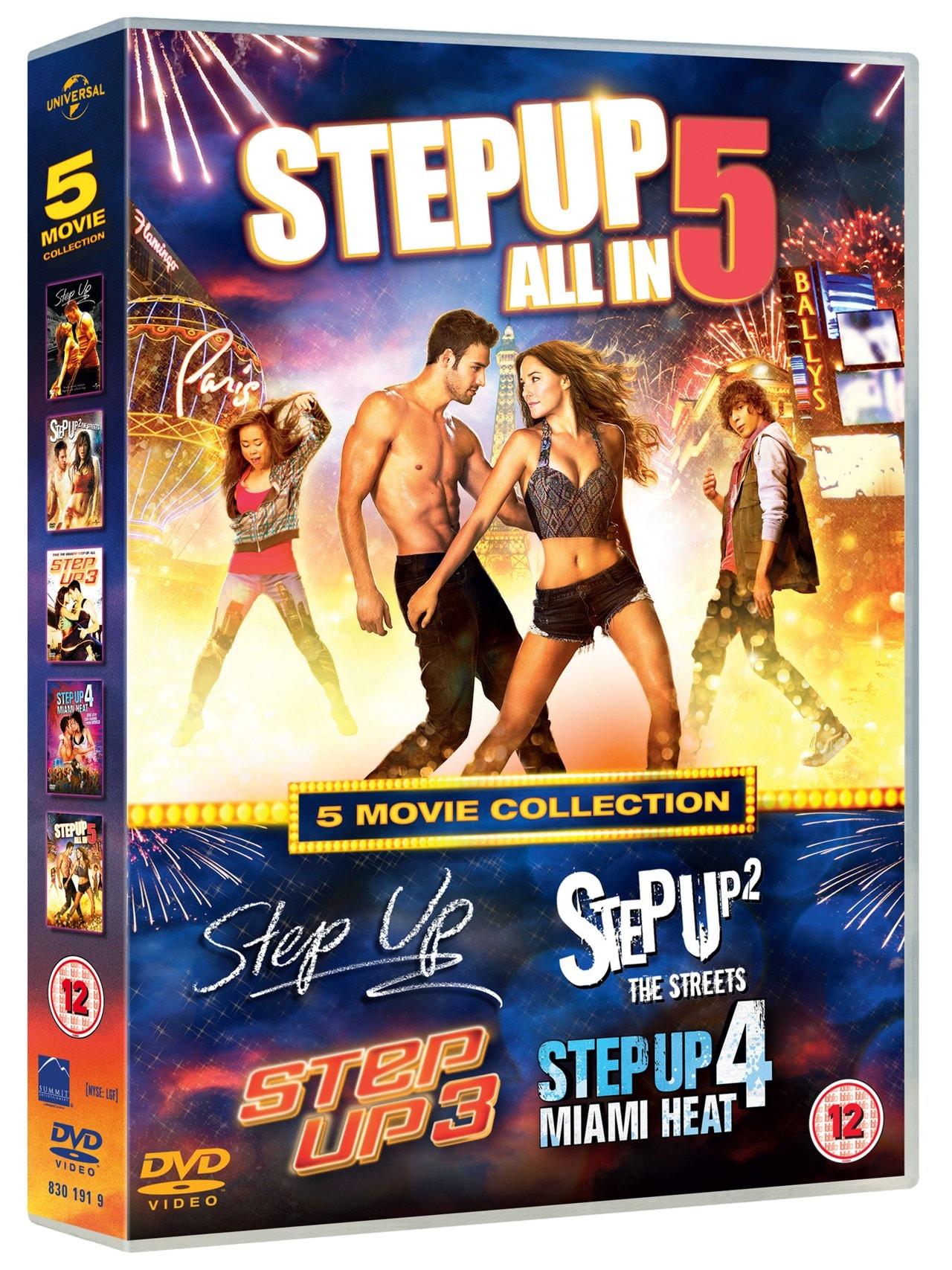 Step Up 1-5 - 2