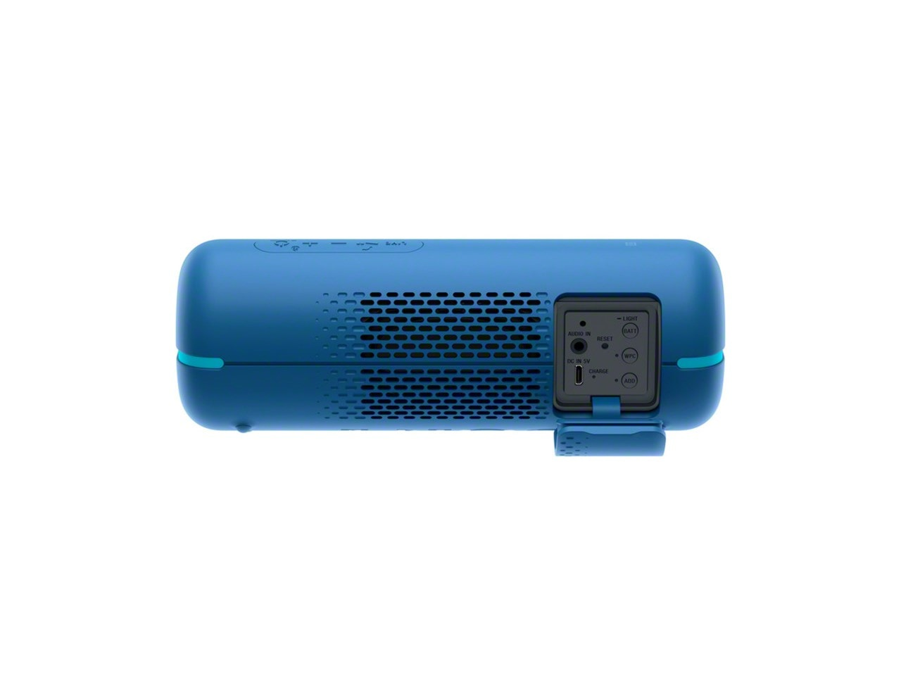 Sony SRSXB22 Blue Bluetooth Speaker - 3